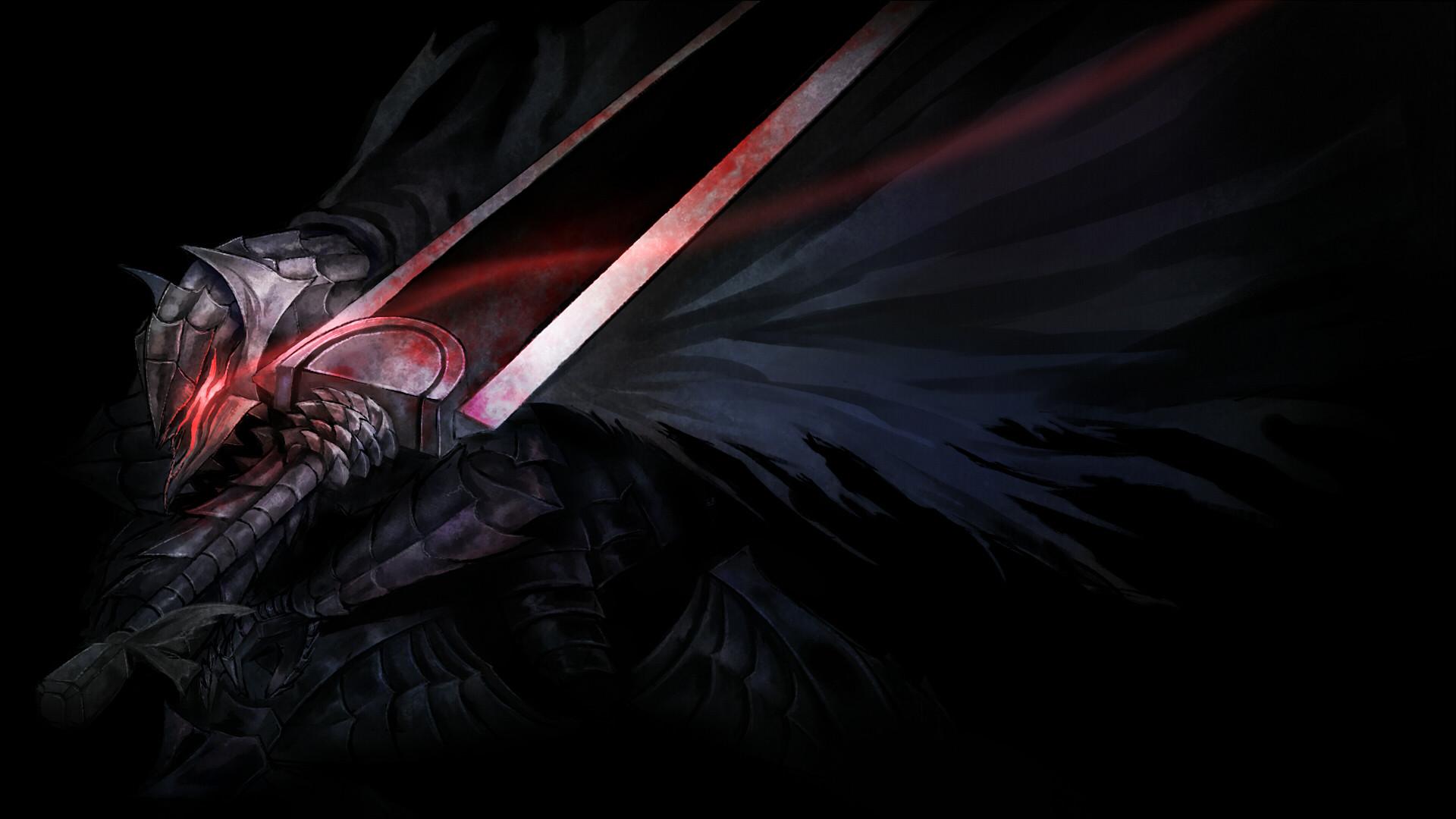 Res: 1920x1080, Anime - Berserk Guts (Berserk) Wallpaper