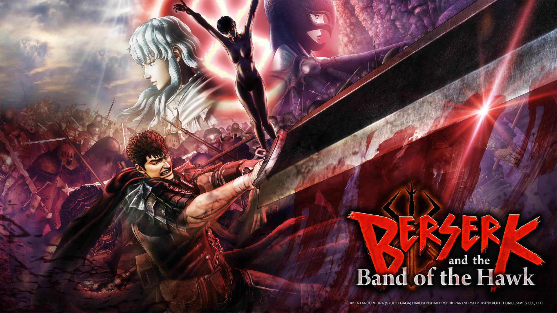 Res: 1920x1080, Berserk and the Band of the Hawk Review