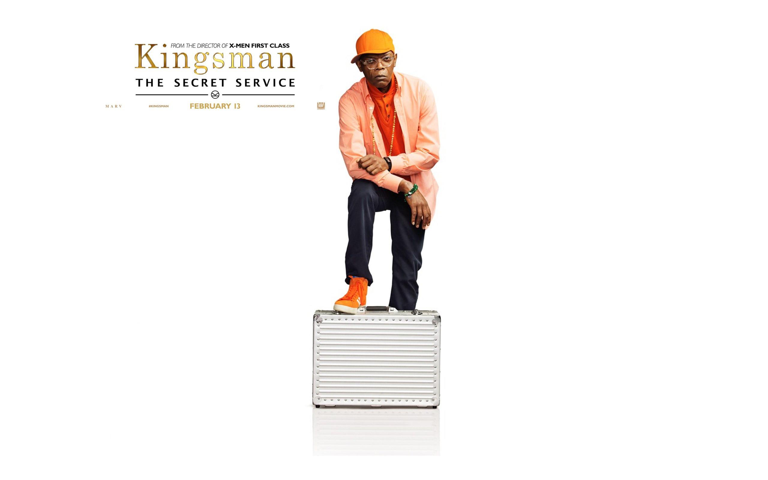 Res: 2560x1600, Kingsman: The Secret Service Wallpapers 19 - 2560 X 1600