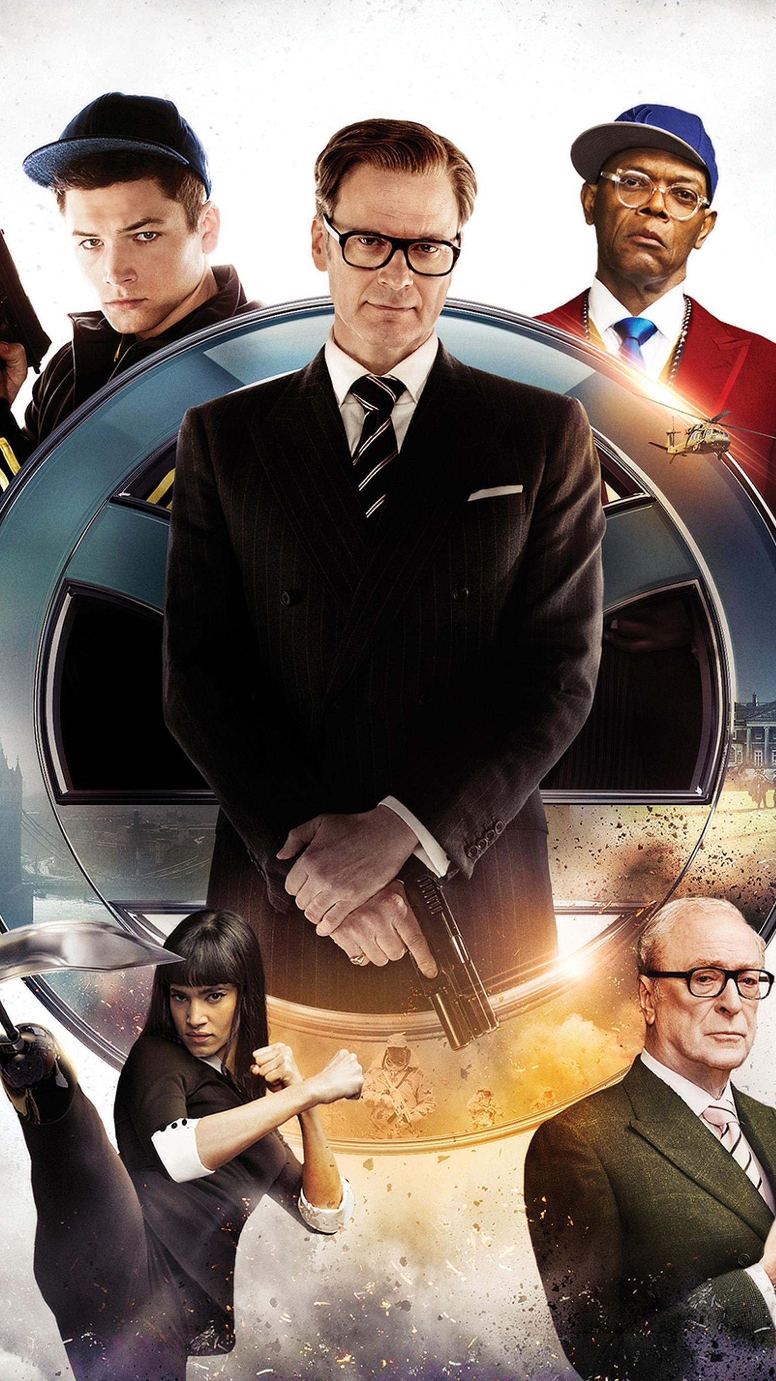 "Res: 1536x2732, Wallpaper for ""Kingsman: The Secret Service"" ..."