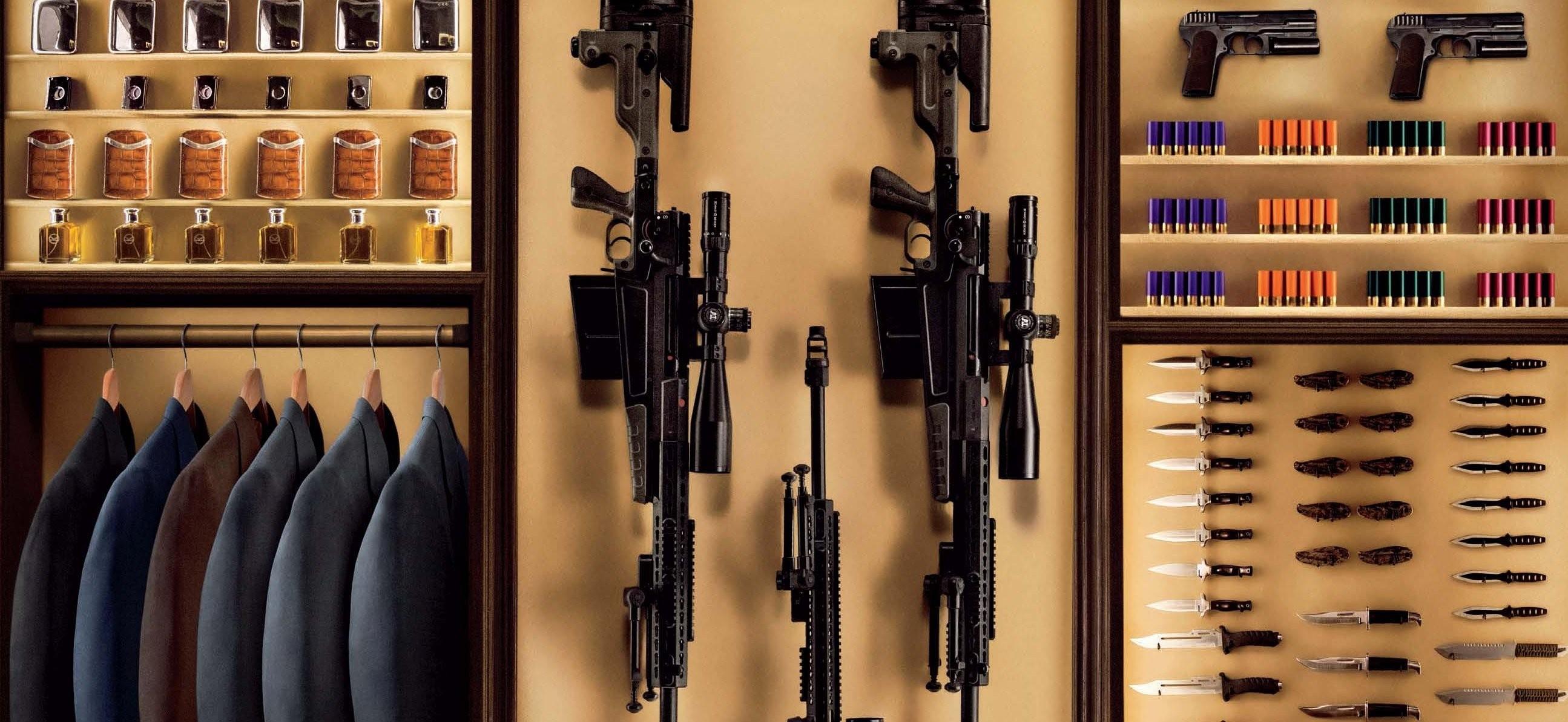 Res: 2590x1194, KINGSMAN-SECRET-SERVICE action adventure comedy spy crime kingsman secret  service weapon gun wallpaper |  | 566004 | WallpaperUP
