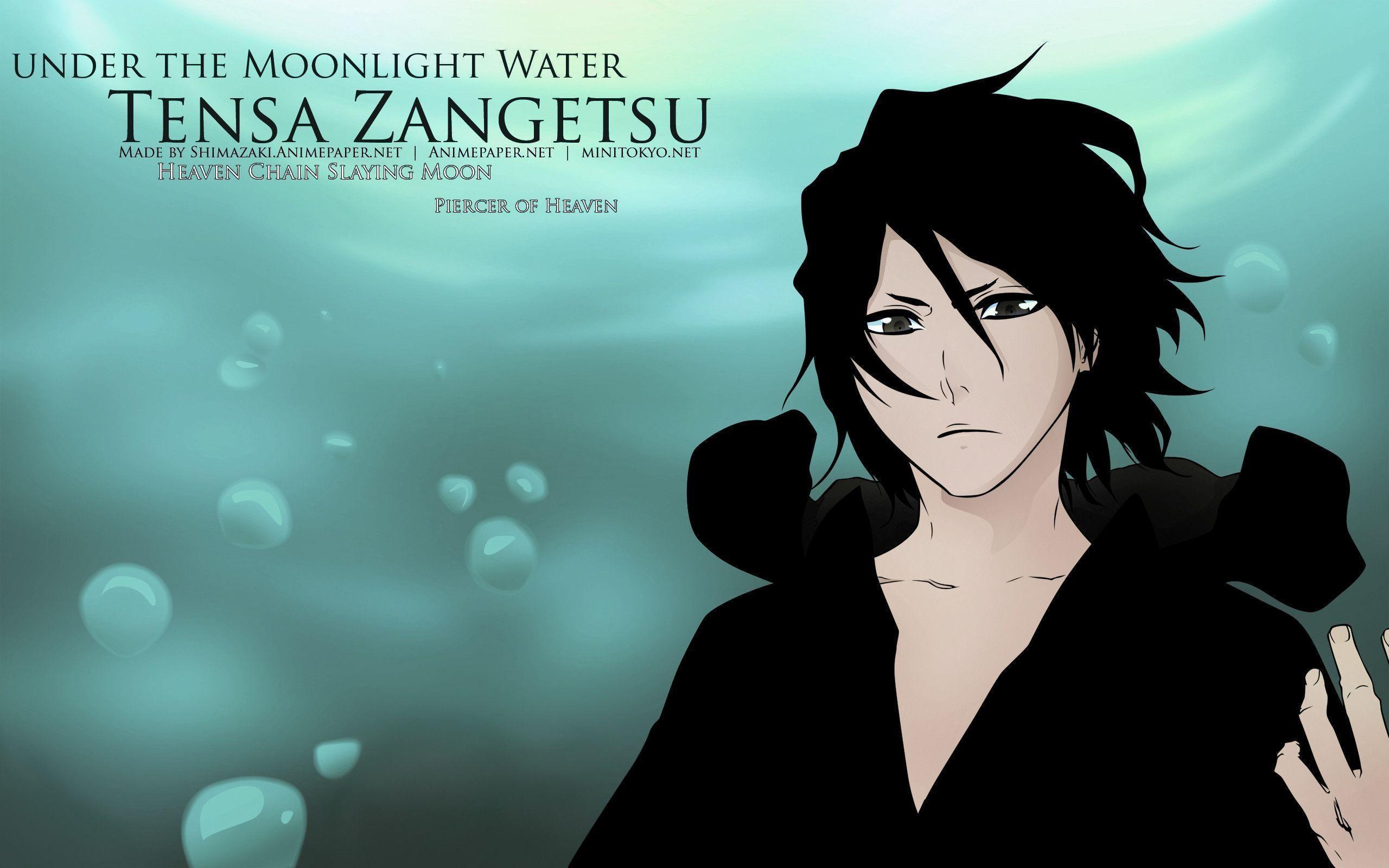Res: 2560x1600, Zangetsu/#217821 - Zerochan