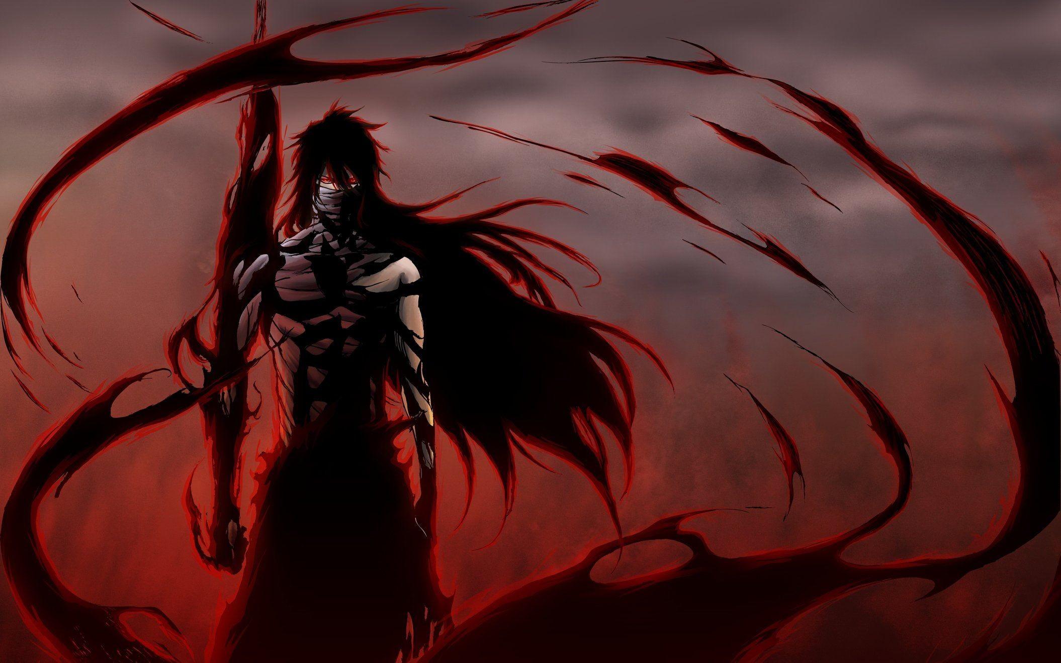 Res: 2110x1319, Bleach Kurosaki Ichigo Final Getsuga Tenshou Mugetsu wallpaper