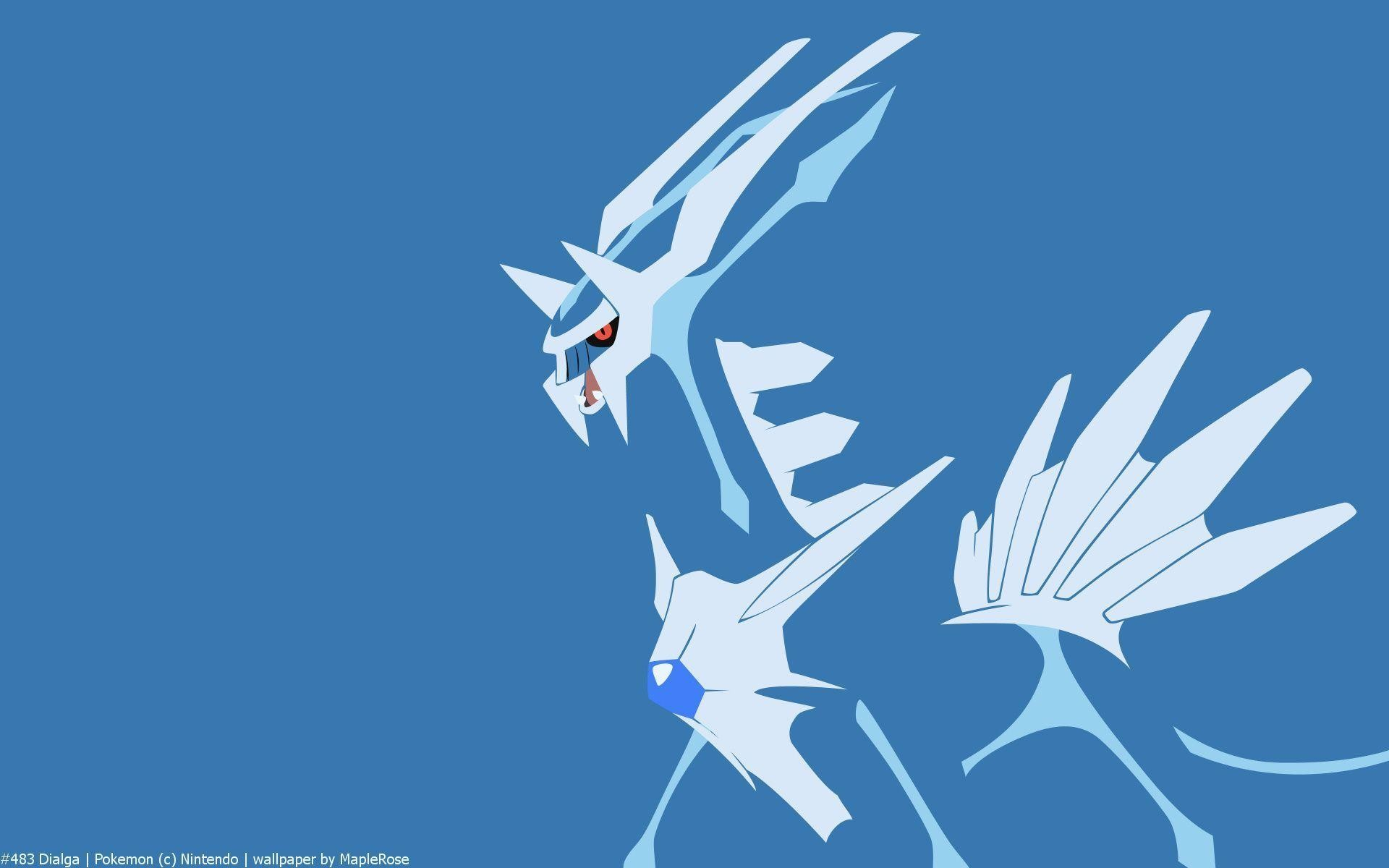 Res: 1920x1200, Images For > Dialga Wallpaper