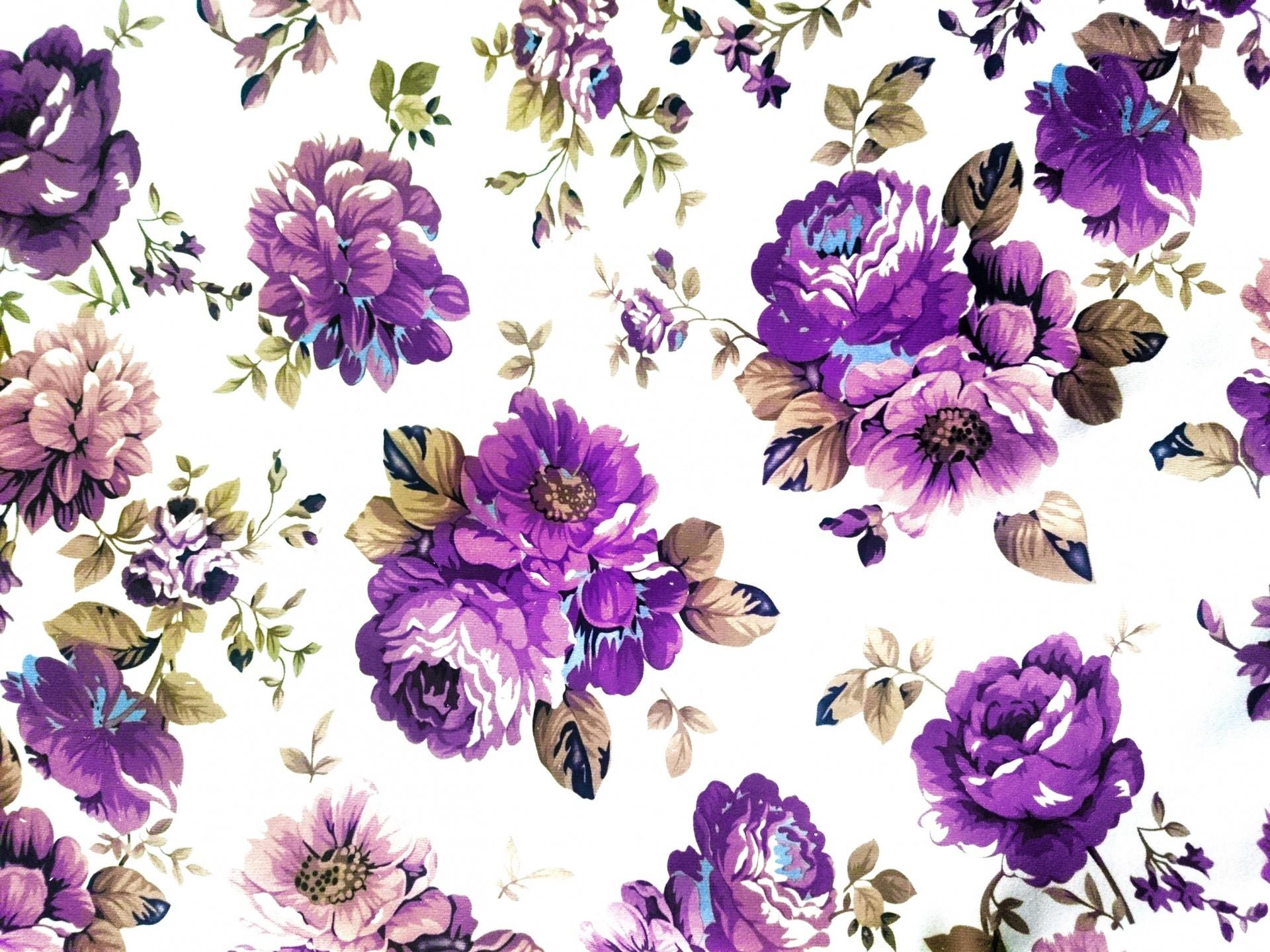 Res: 1920x1439, Floral Vintage Background Wallpaper