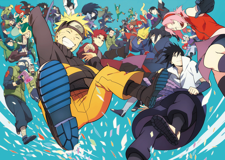 Res: 3000x2133, NARUTO Sai Inuzuka Kiba Temari wallpaper |  | 562374 | WallpaperUP