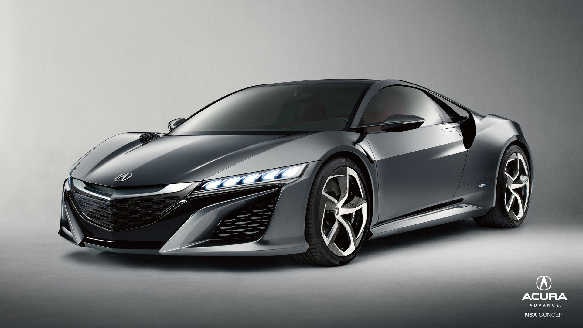 Res: 1920x1080, Acura NSX 2013 Wallpaper HD. Car Wallpaper Source
