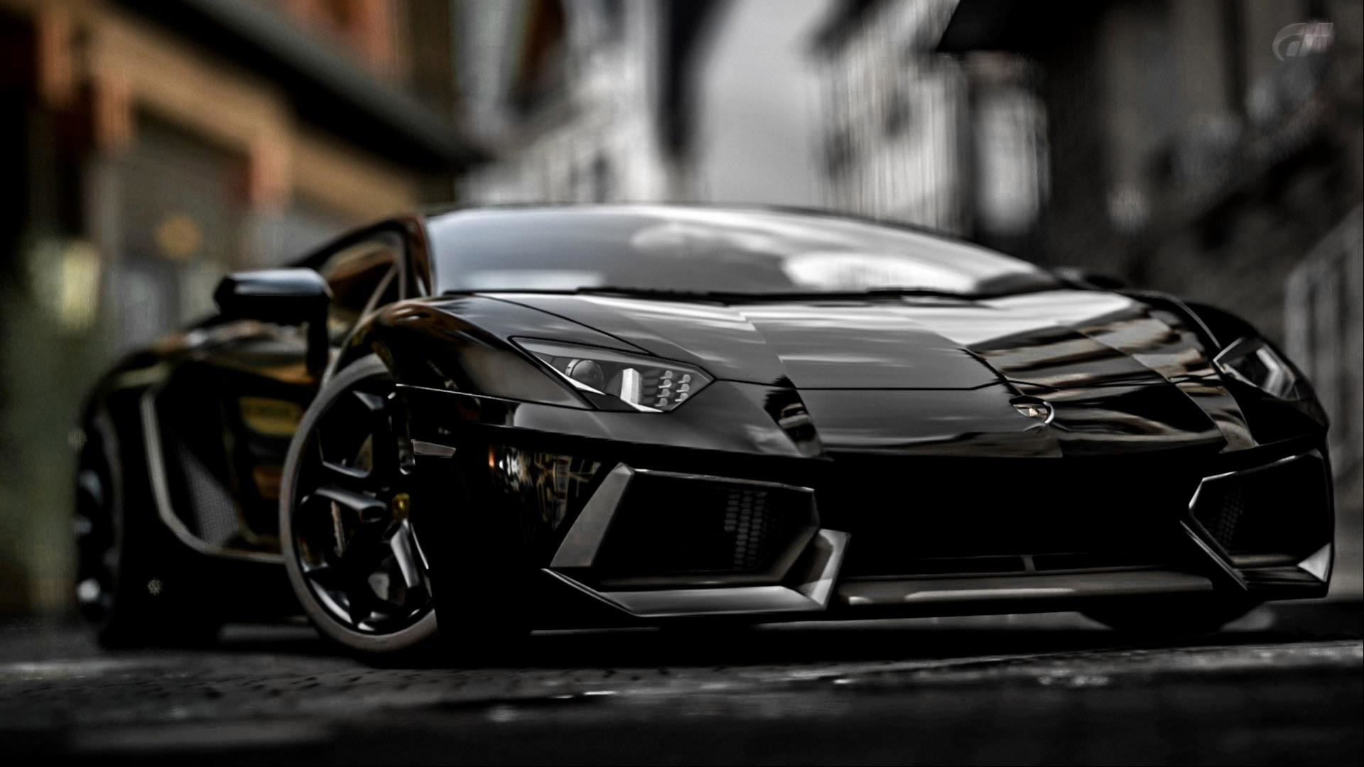 Res: 1920x1080, Download Lamborghini All Cars Wallpapers Hd Desktop Lambhini Aventador  Black Best New Car For Pc