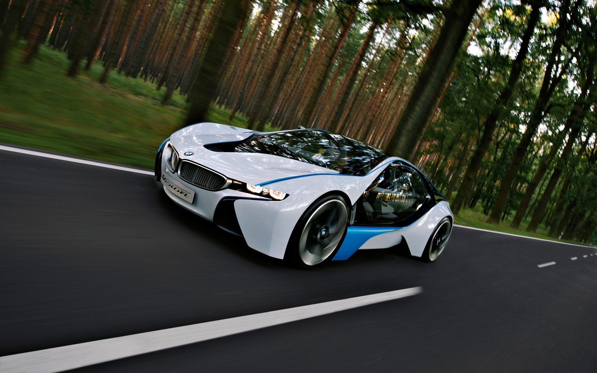 Res: 1920x1200, BMW Vision Wallpaper BMW Cars