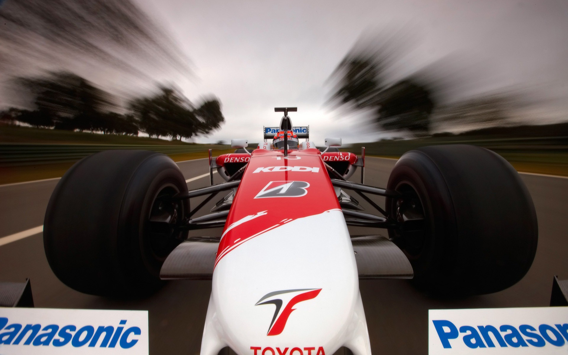 Res: 1920x1200, Toyota TF109 F1 car Wallpaper Formula 1 Cars