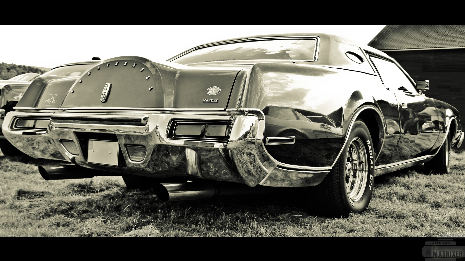 Res: 1920x1080, Wallpaper, Oldtimer, Muscle Car, Ford, Dodge, Hintergrundbilder,chevrolet
