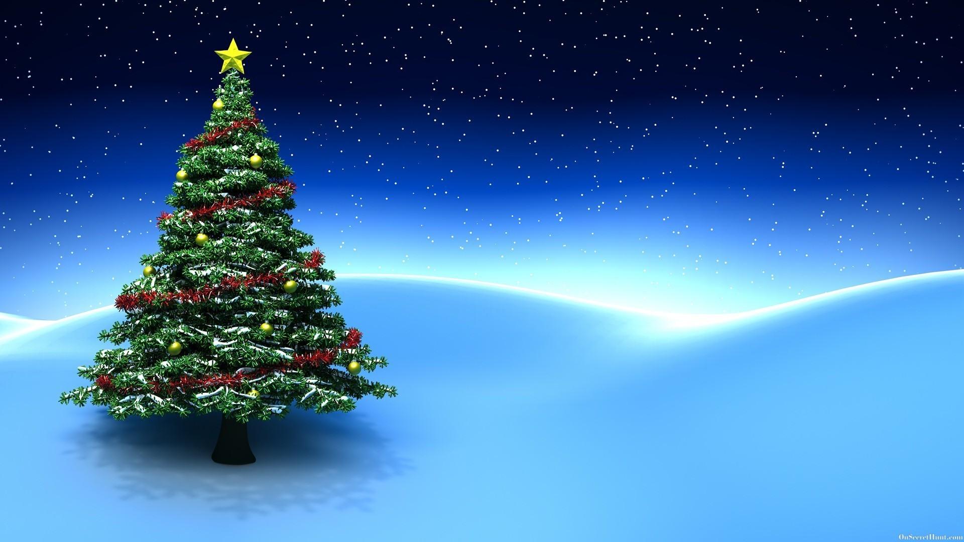 Res: 1920x1080,  Free Desktop Christmas Wallpaper Backgrounds - Wallpaper Cave ...  Download · Blue Christmas Wallpaper ...