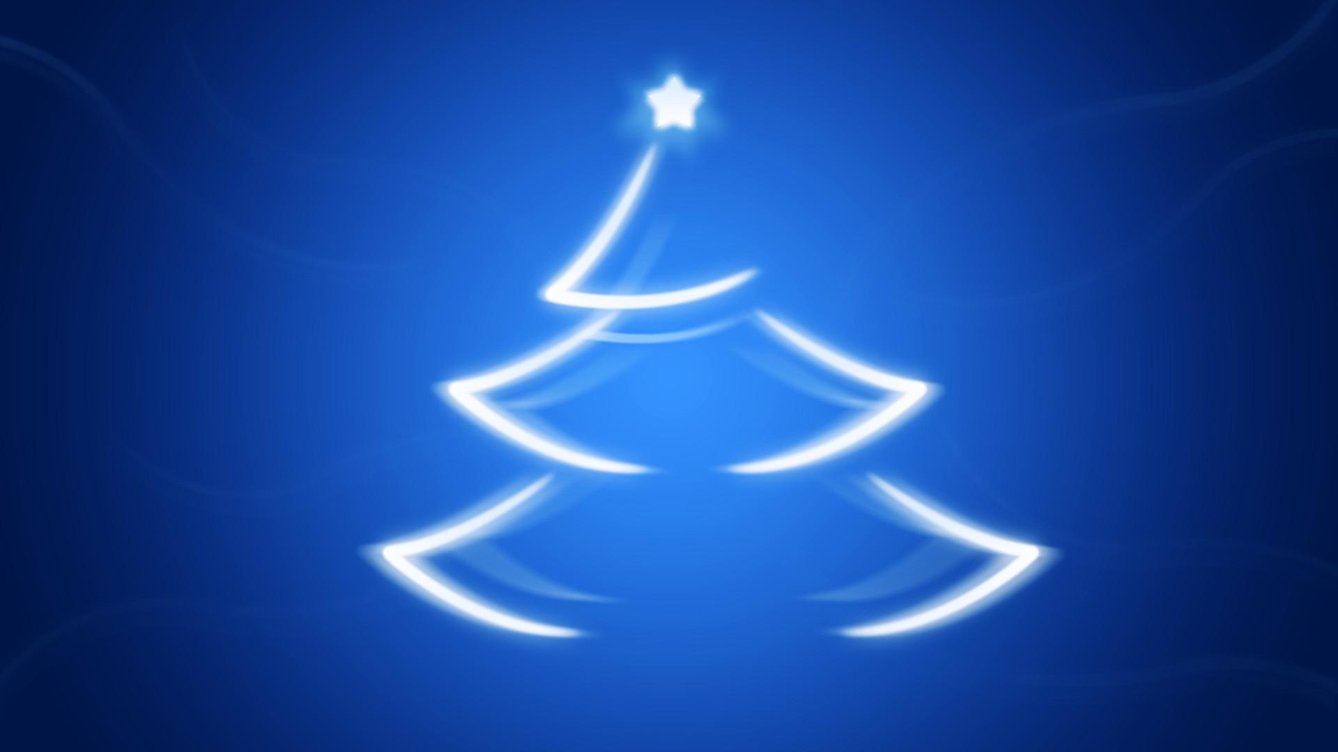 Res: 1920x1080, Light Christmas Tree