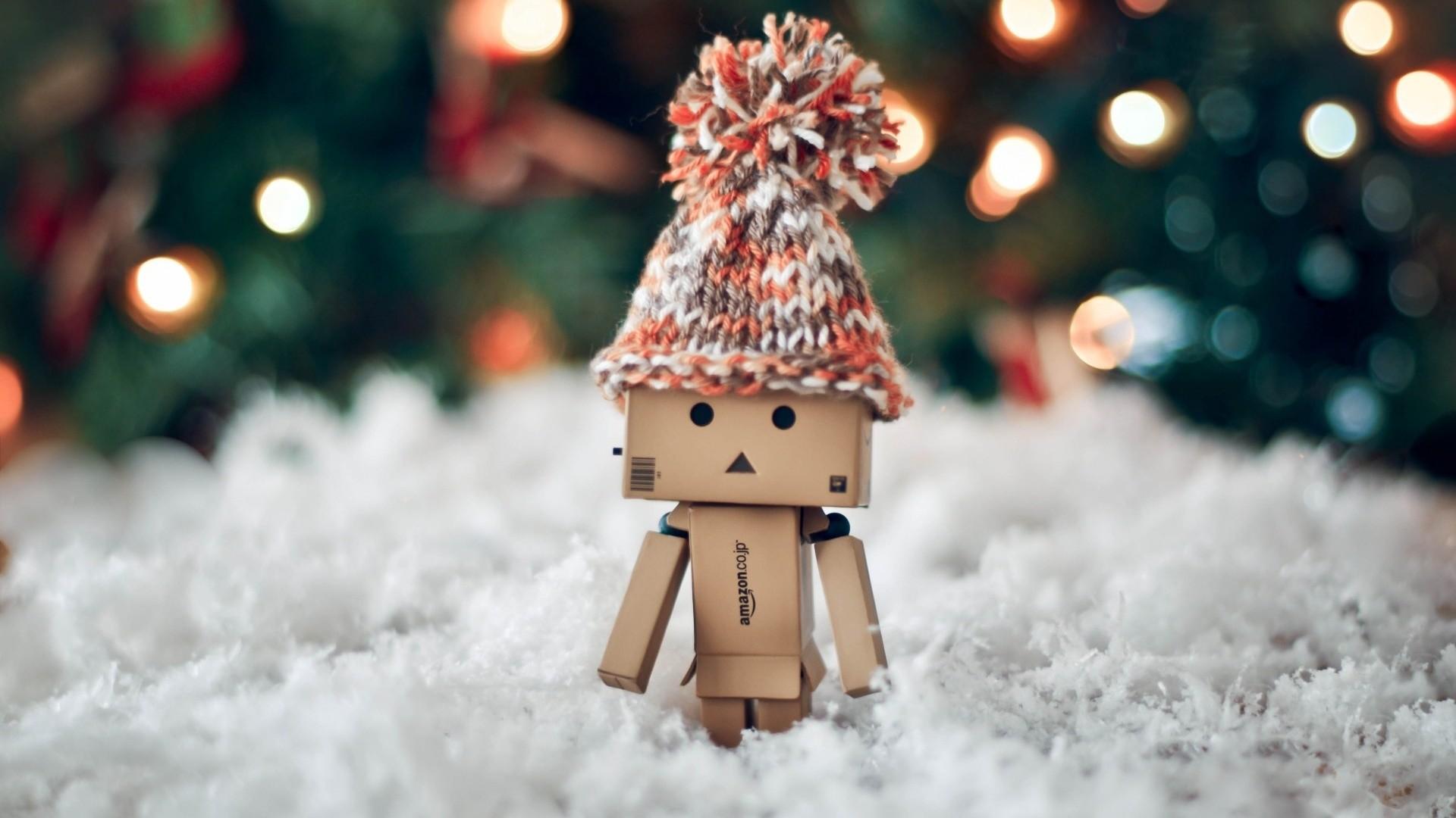 Res: 1920x1080, Danbo Christmas