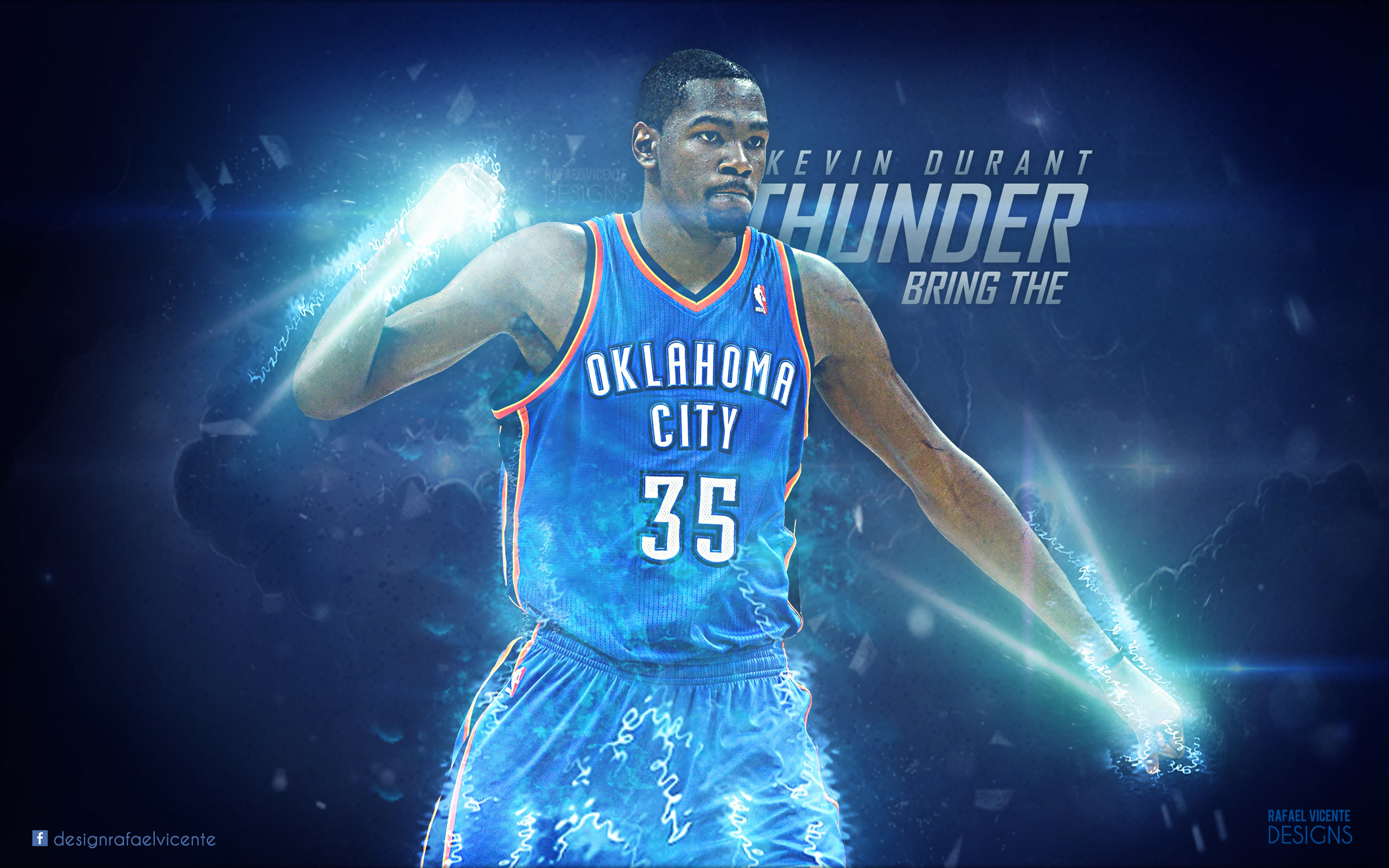 Res: 2560x1600, Sports - Kevin Durant Wallpaper