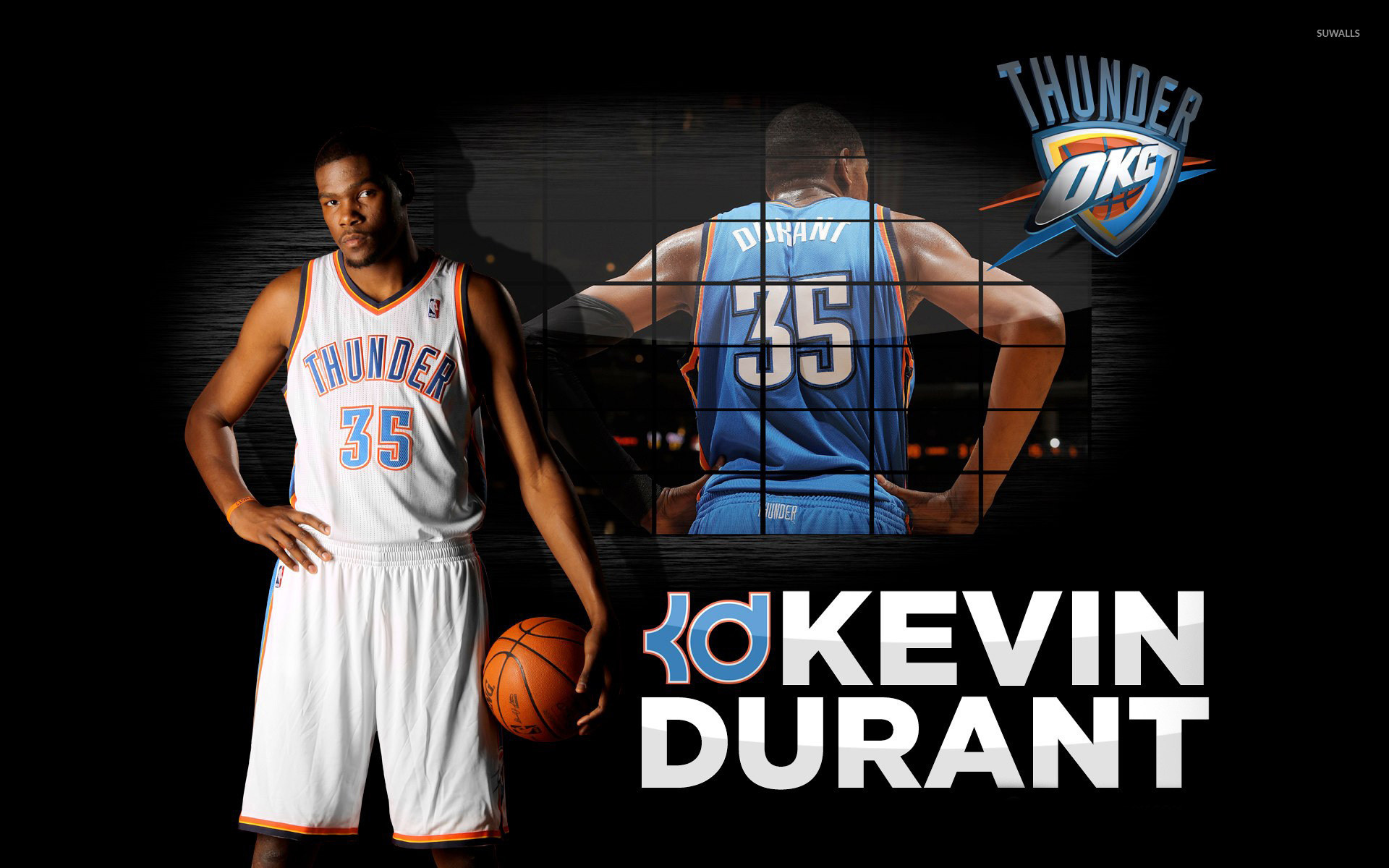 Res: 1920x1200, Kevin Durant wallpaper