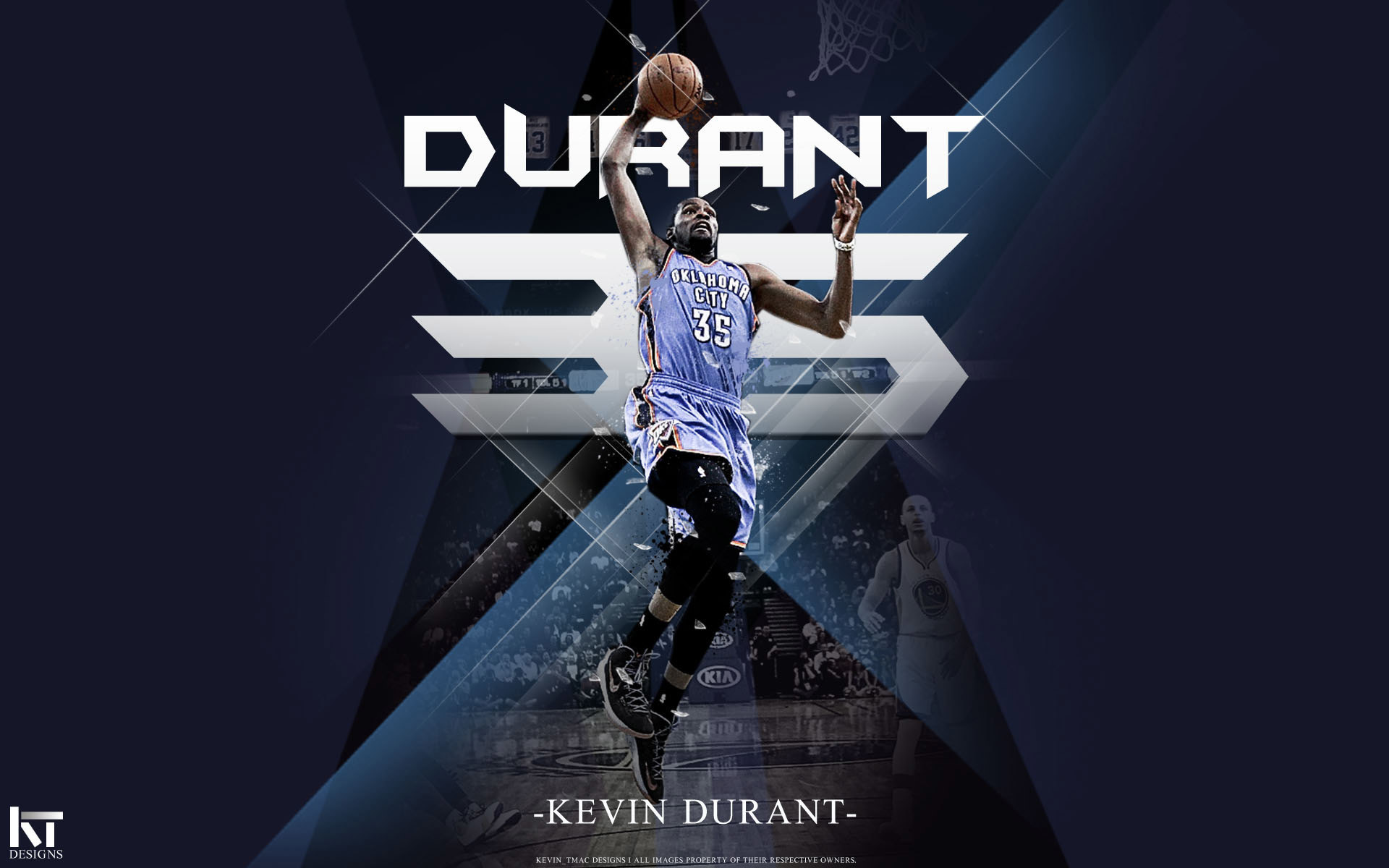 Res: 1920x1200, Kevin Durant Wallpapers 21 - 1920 X 1200