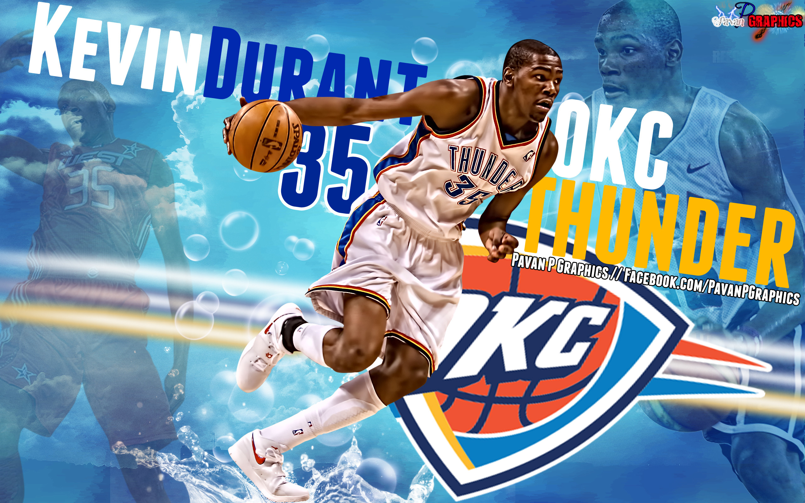 Res: 2560x1600, Kevin Durant