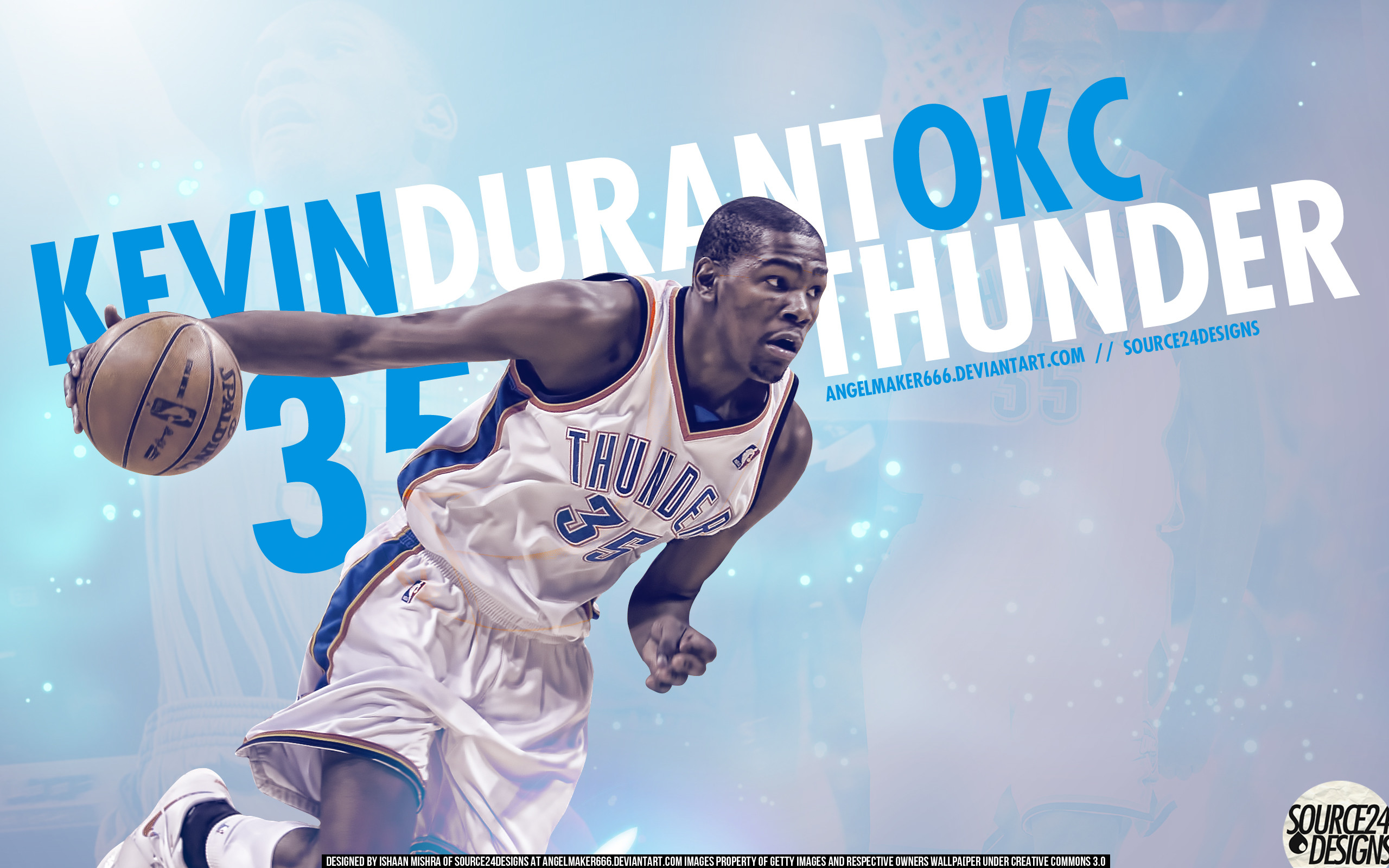Res: 2560x1600, Kevin Durant Wallpaper by IshaanMishra Kevin Durant Wallpaper by  IshaanMishra