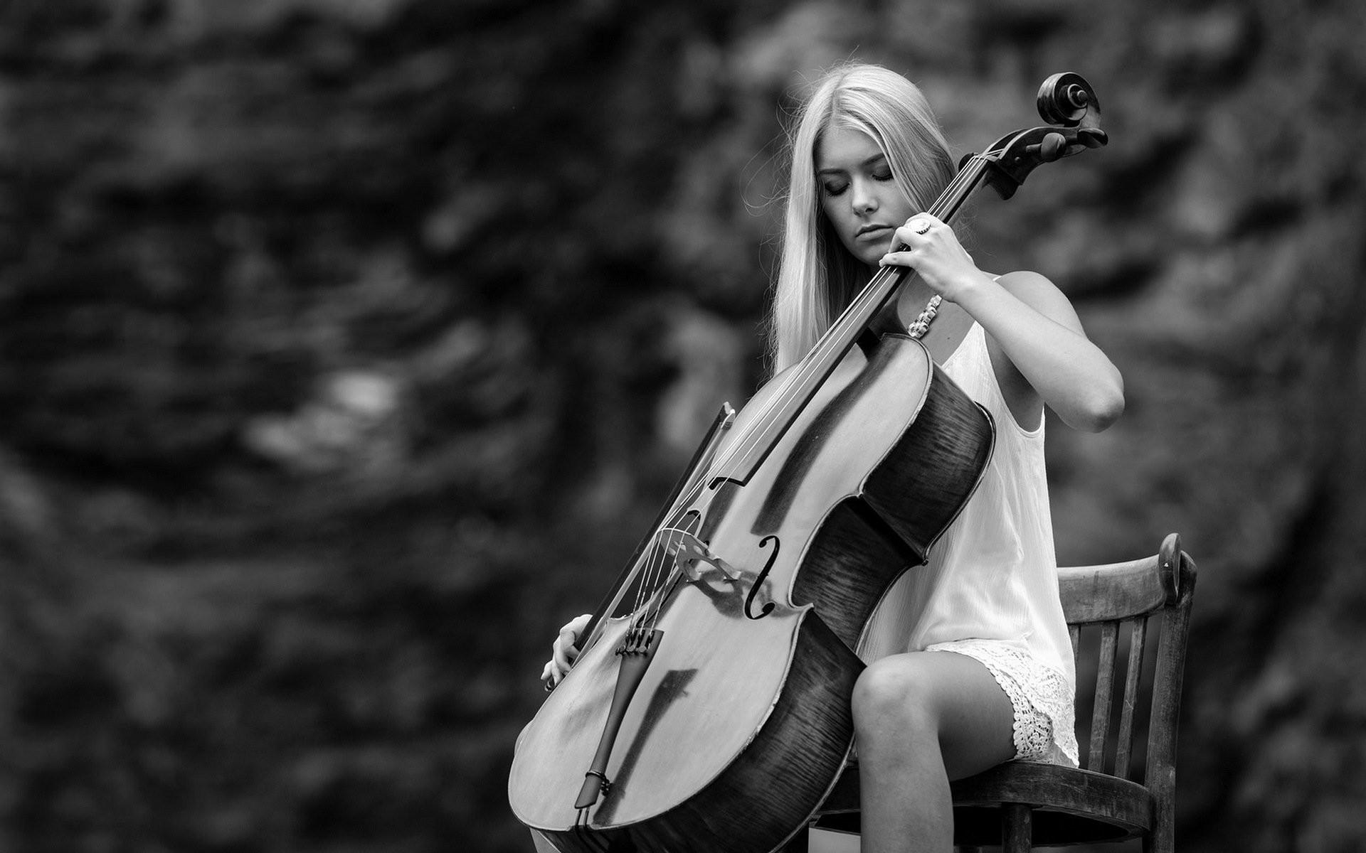 Res: 1920x1200, Cello Background Widescreen.