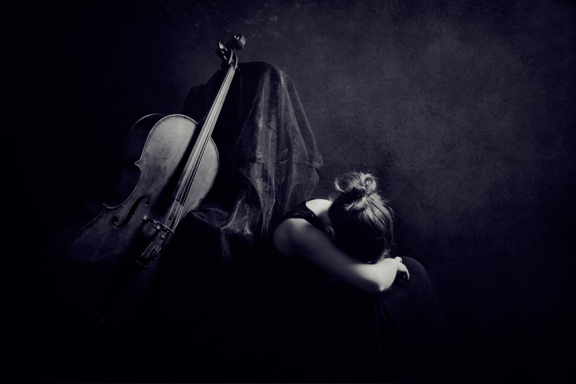 Res: 1920x1280, silence cello girl