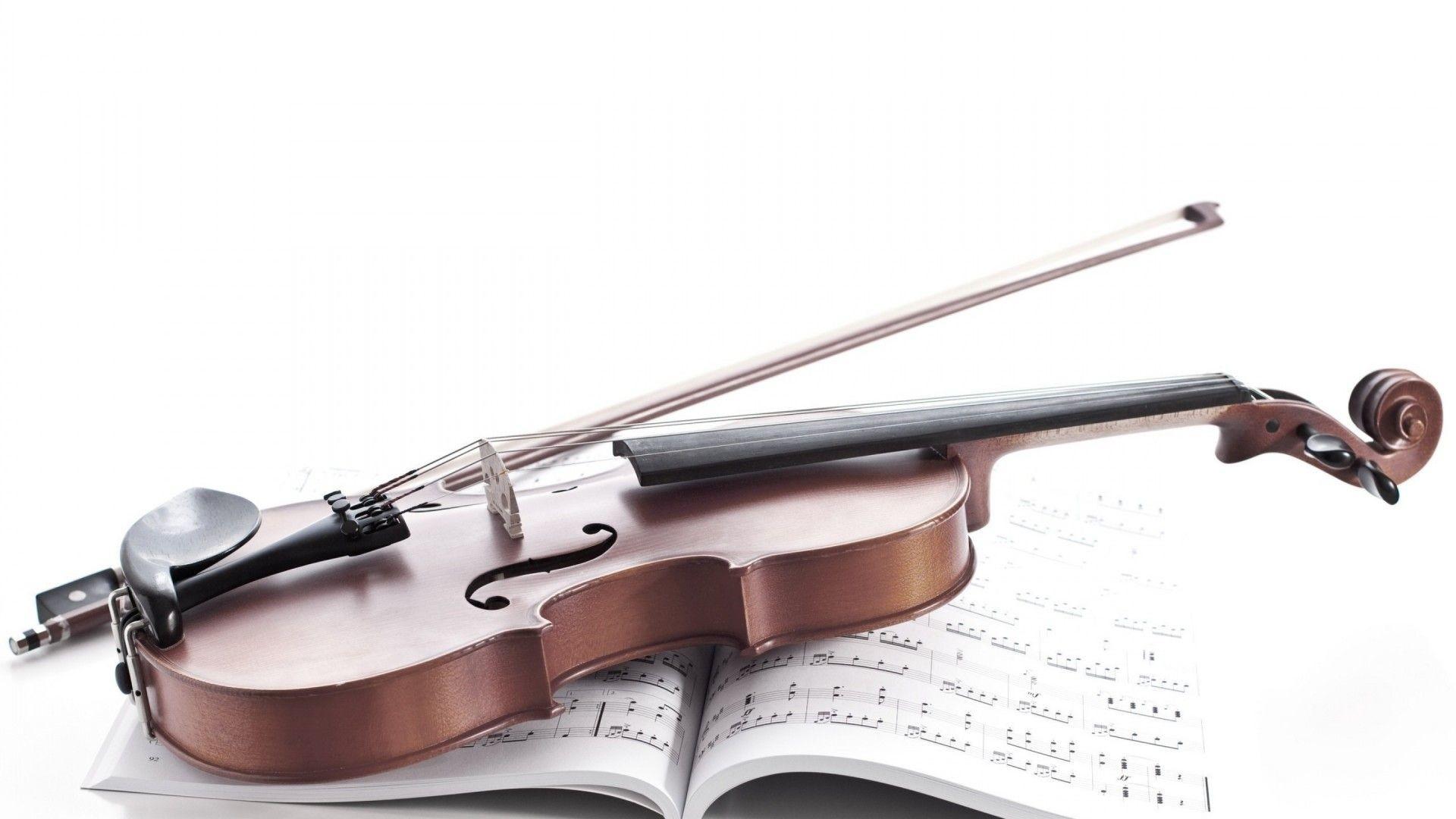Res: 1920x1080, Music - Violin Wallpaper