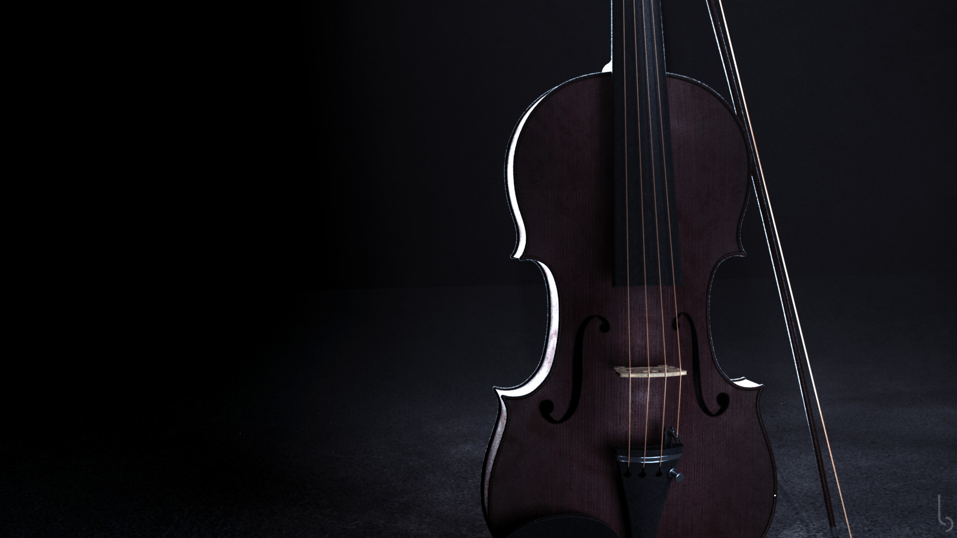 Res: 1920x1080, Leon Berlis Violin
