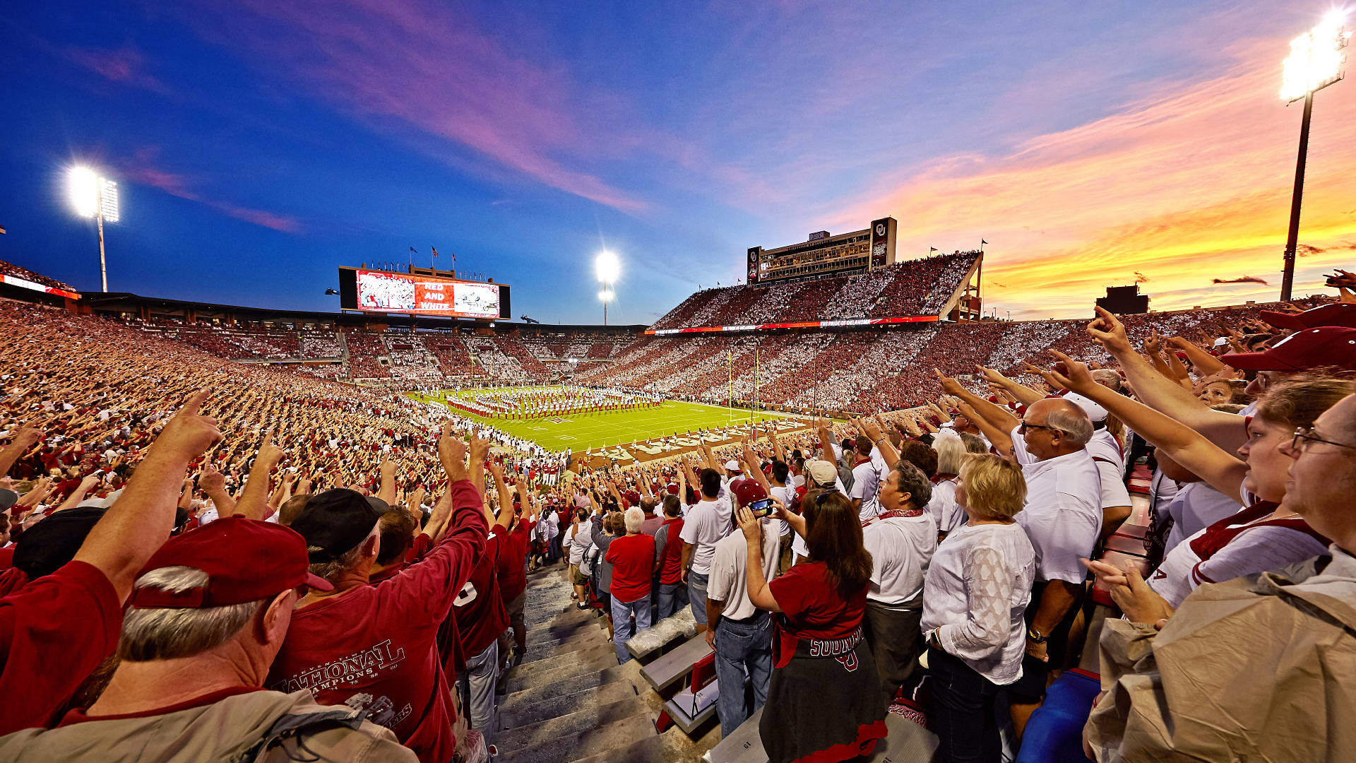 Res: 1920x1080, Oklahoma Sooners Football Tickets - The Official Site of Oklahoma Sooner  Sports