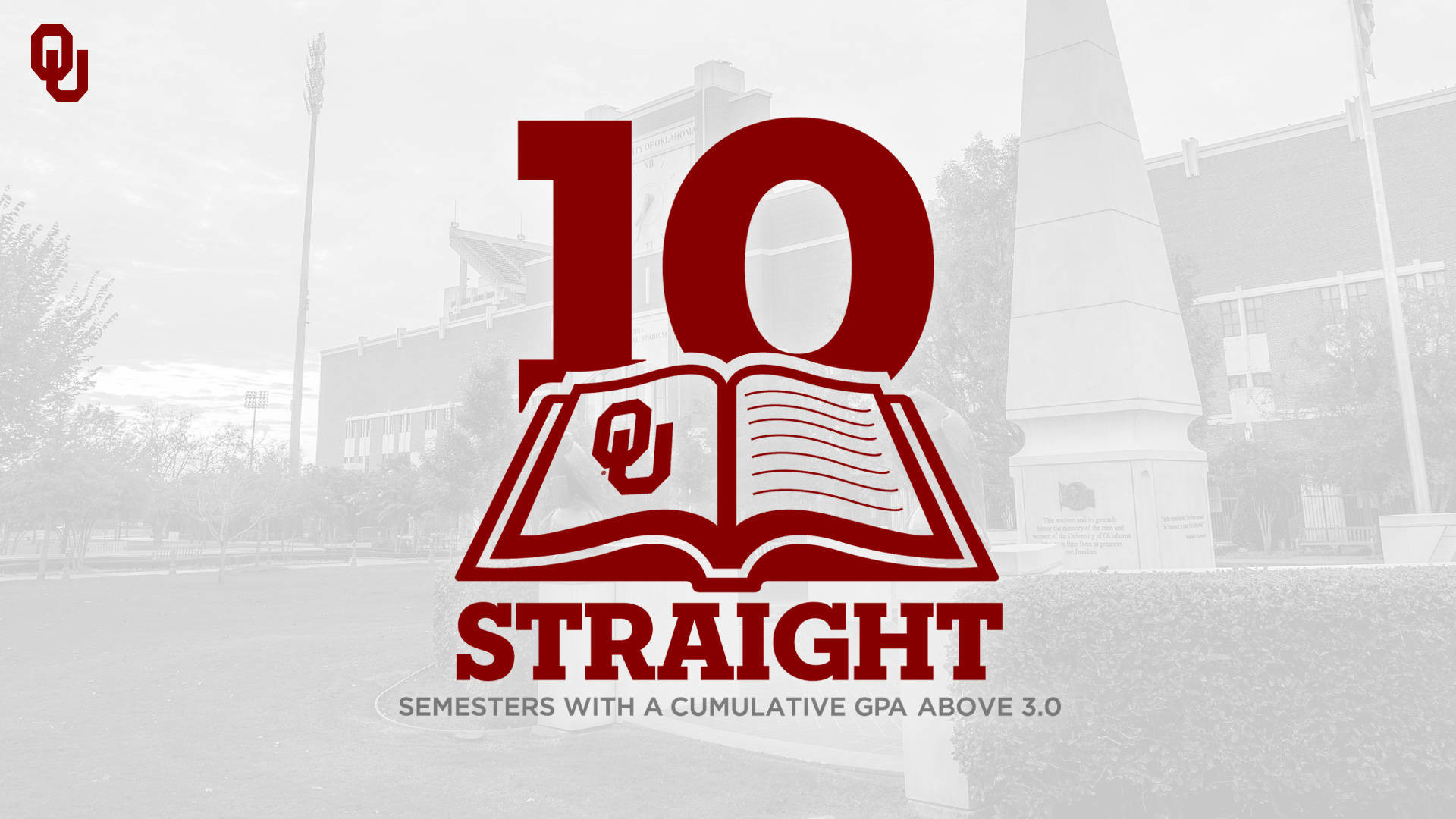 Res: 1920x1080, OU Athletics Sets Pair of GPA Records