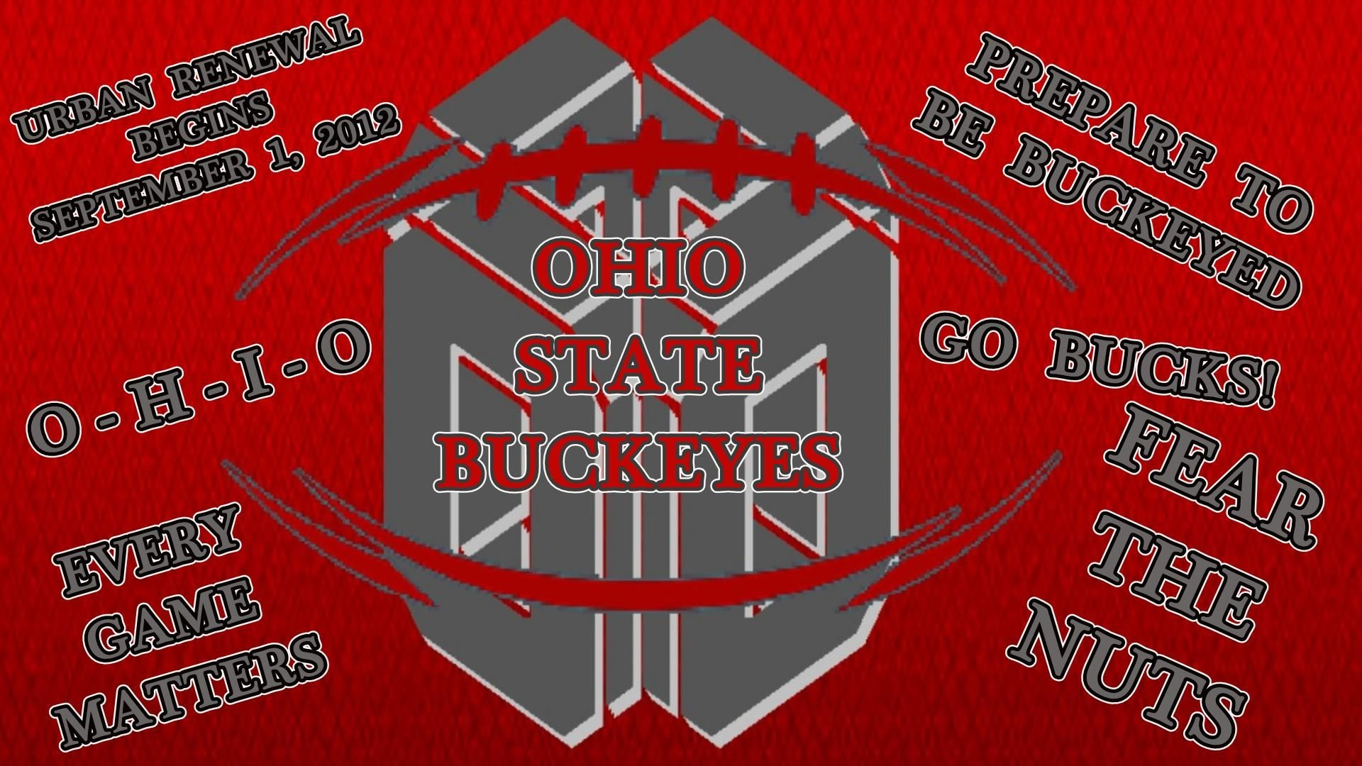 Res: 1920x1080, Free Ohio State Buckeyes iPhone iPod Touch Wallpapers