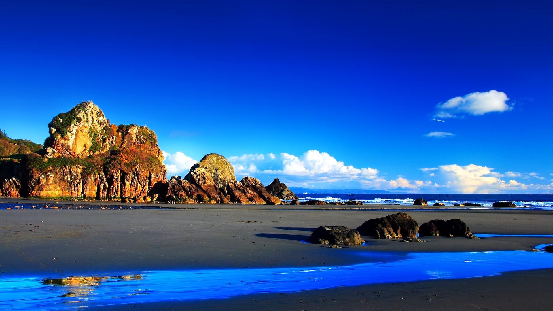 Res: 1920x1080, Windows Vista Beach Wallpaper HD Wallpapers At For