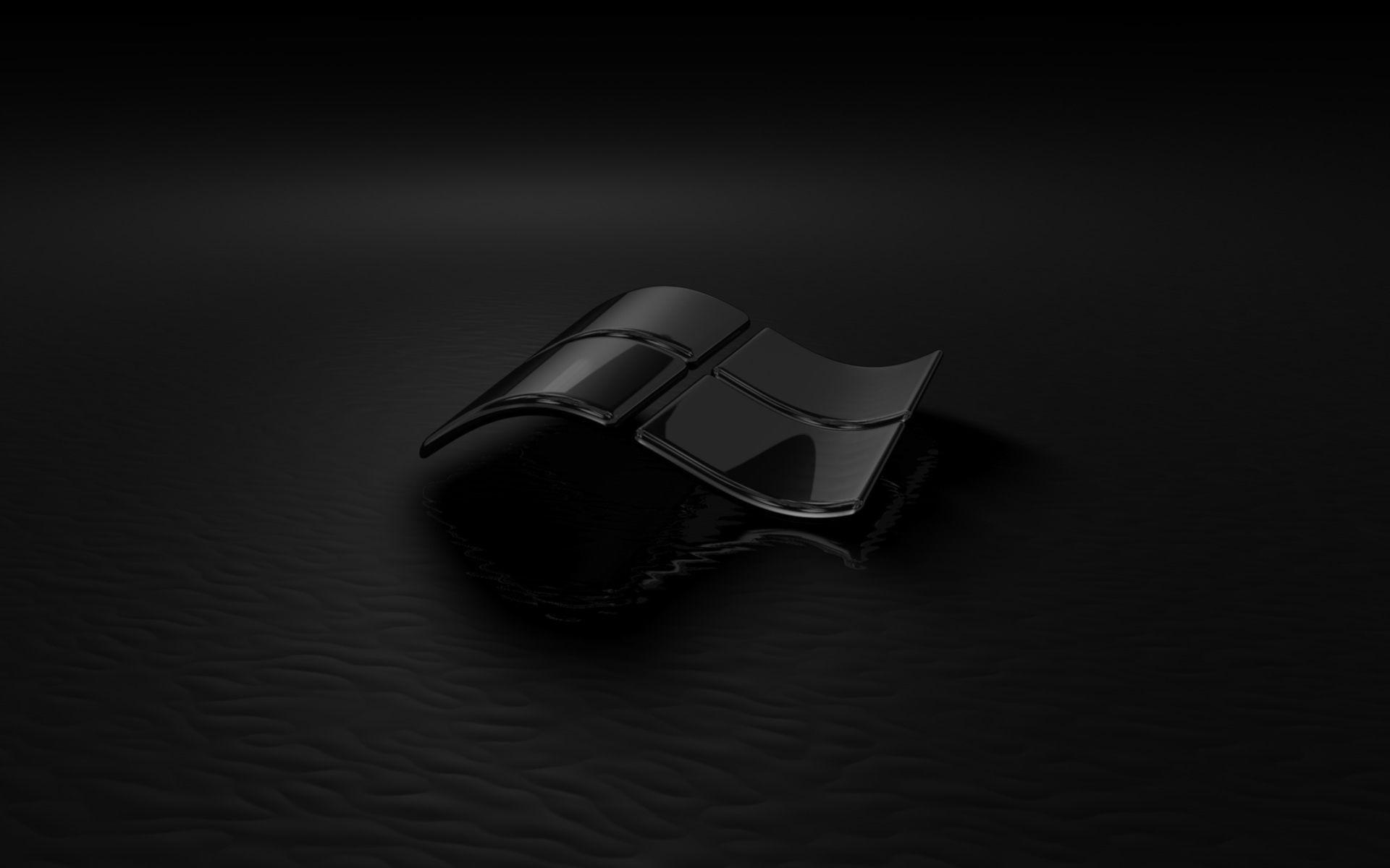 Res: 1920x1200, Windows Vista Black Wallpapers Windows Vista Black Picture Desktop