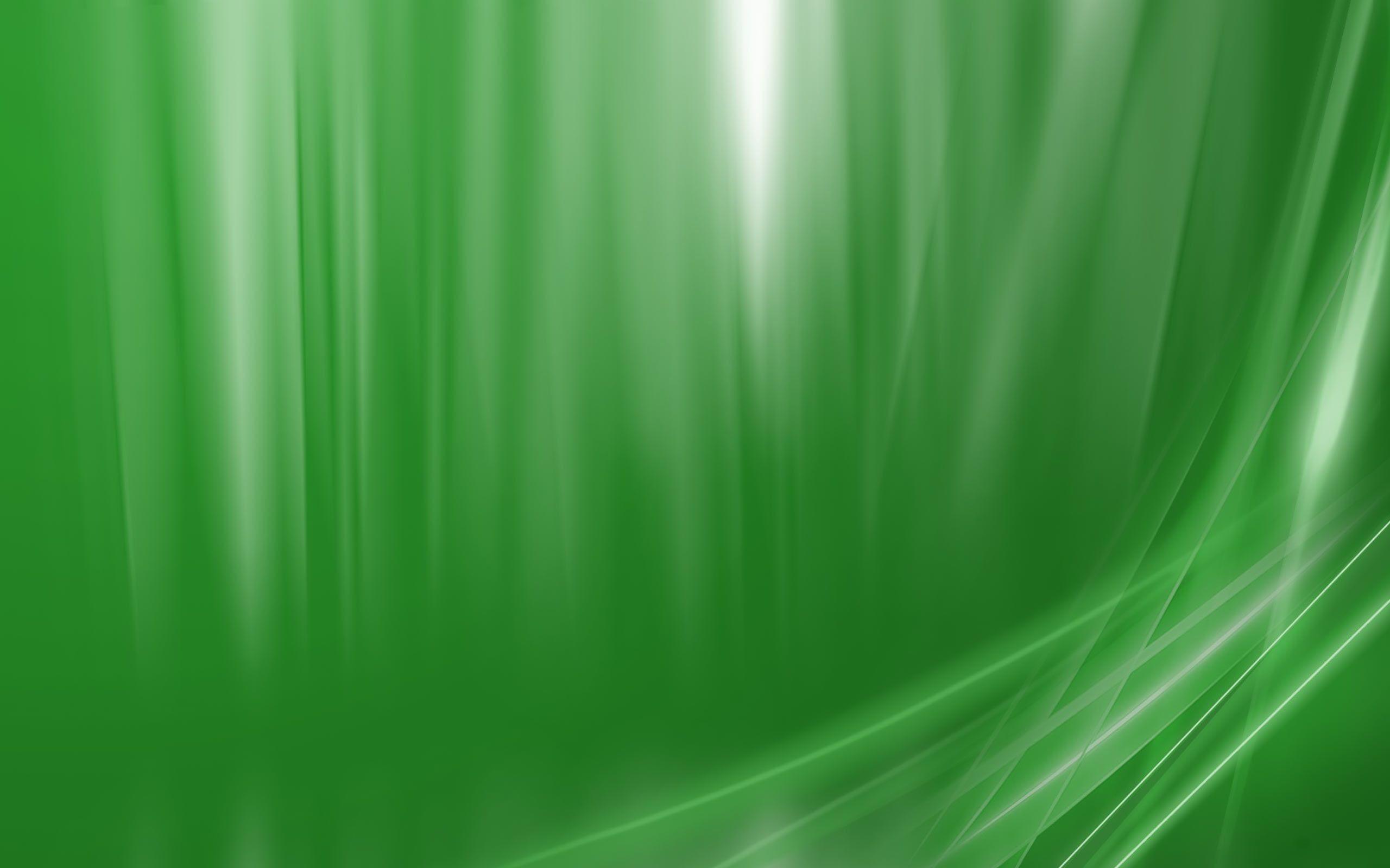Res: 2560x1600, Green Windows Vista