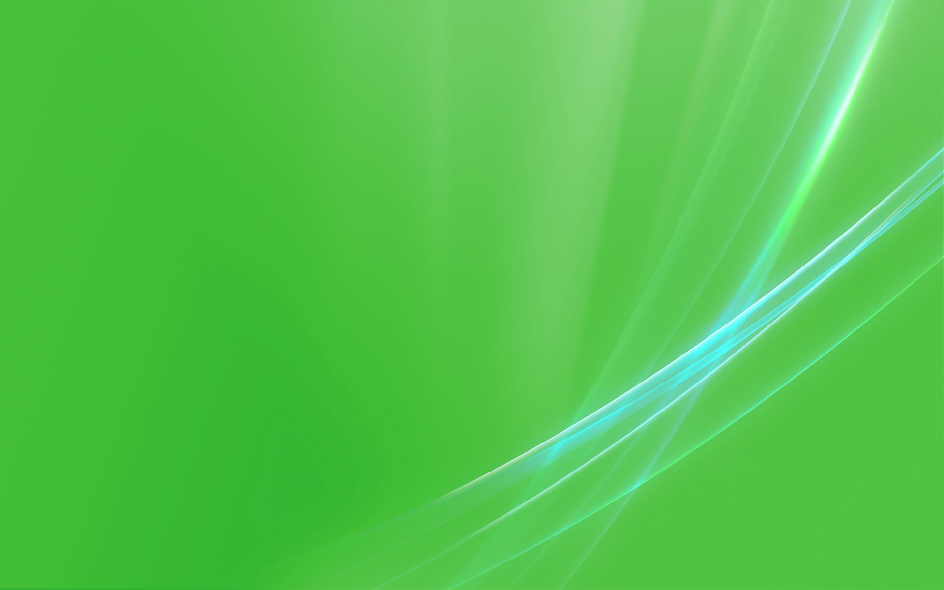 Res: 1920x1200, Green Windows Vista
