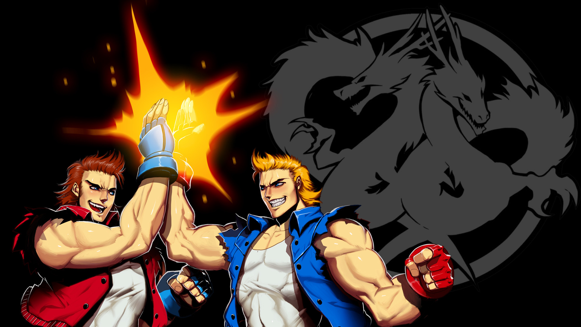Res: 1920x1080, wallpaper #4 Wallpaper from Double Dragon: Neon
