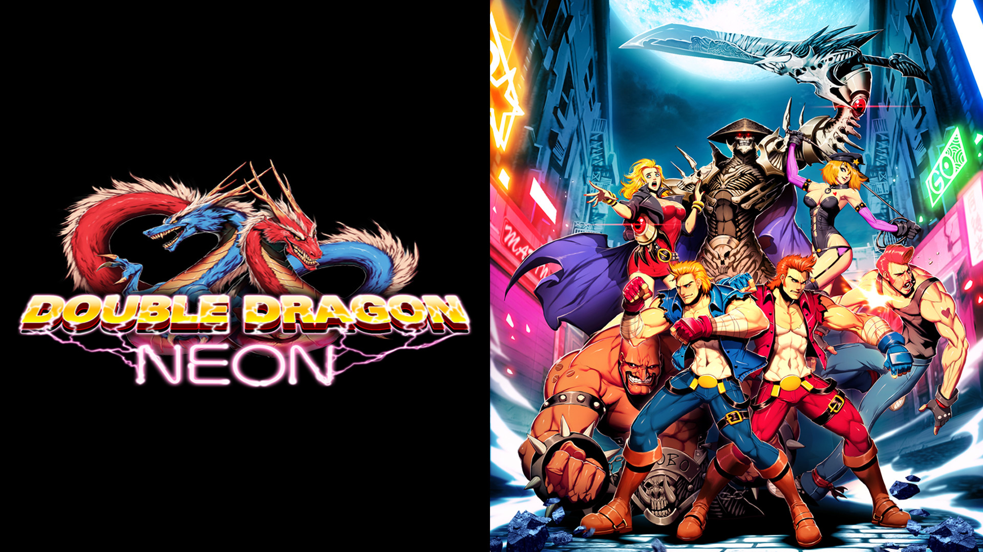 Res: 1920x1080, wallpaper #10 Wallpaper from Double Dragon: Neon