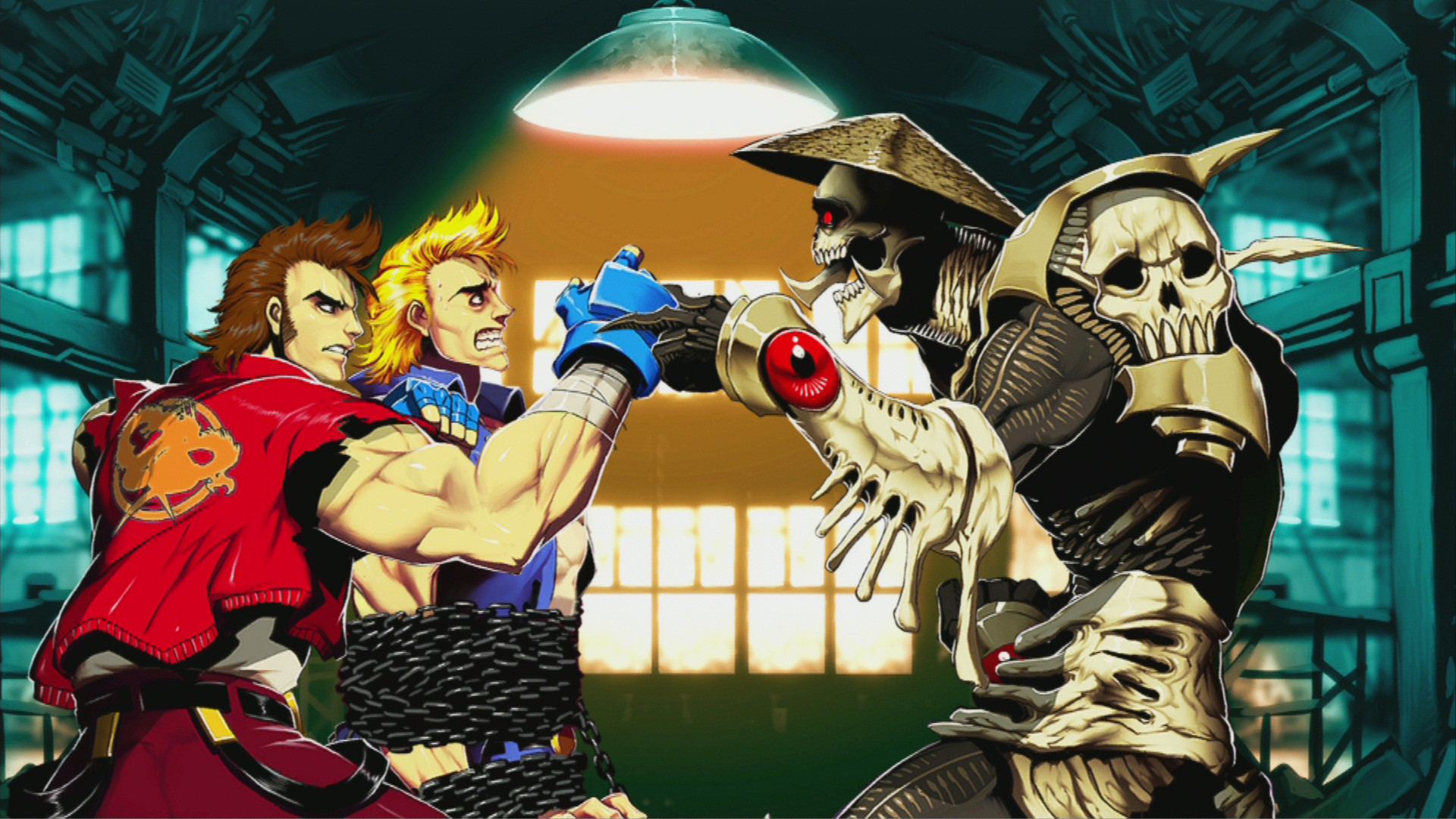 Res: 1920x1080, wallpaper #12 Wallpaper from Double Dragon: Neon