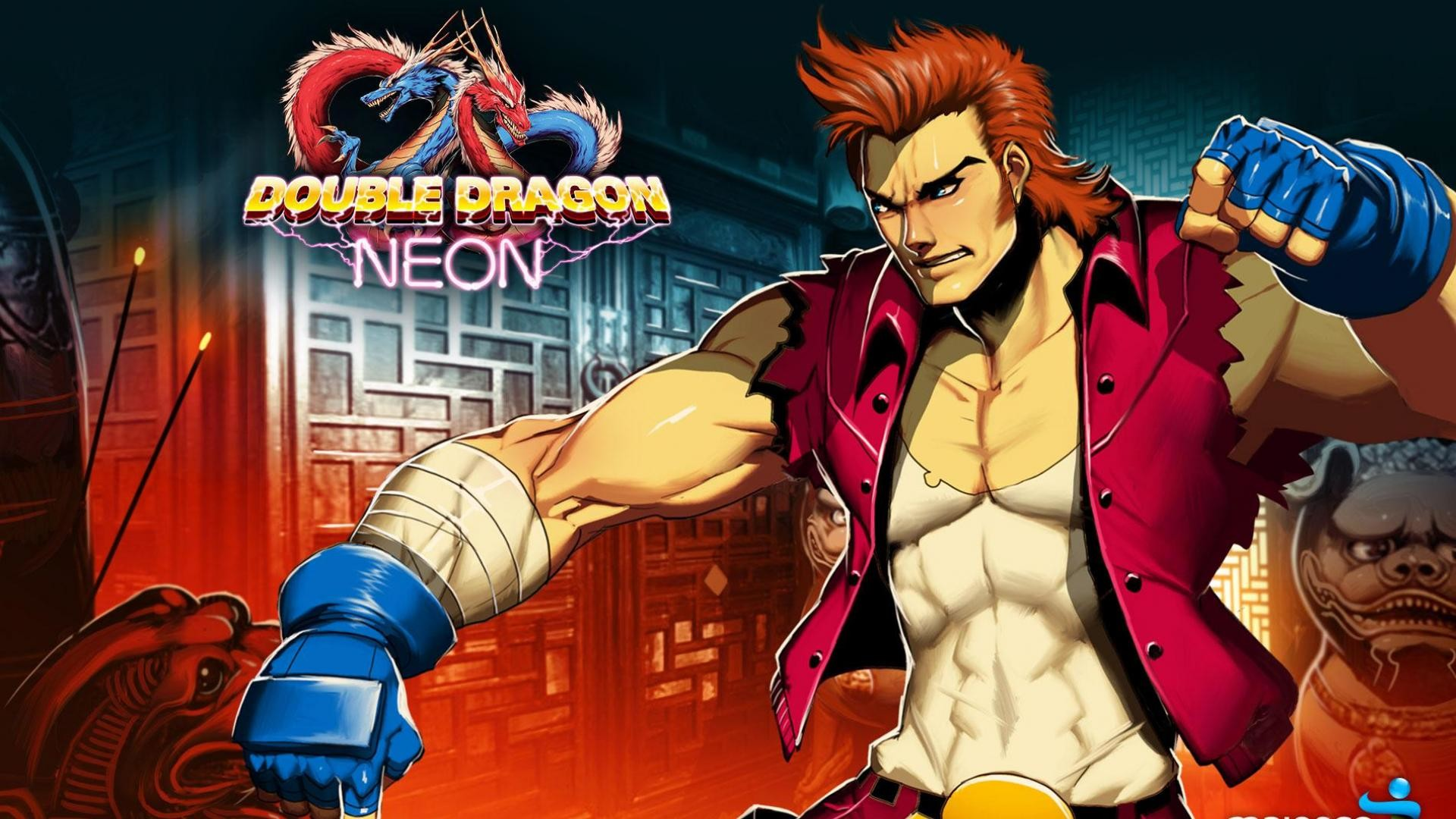 Res: 1920x1080, wallpaper #11 Wallpaper from Double Dragon: Neon