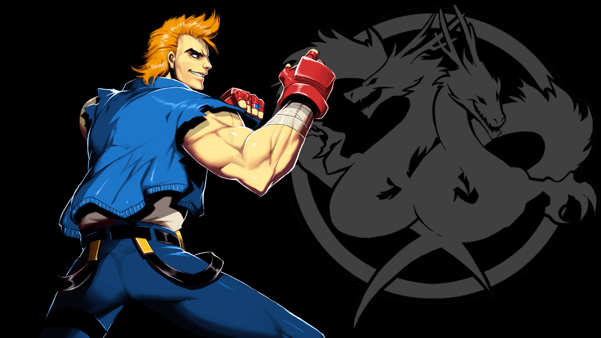 Res: 1920x1080, wallpaper #7 Wallpaper from Double Dragon: Neon