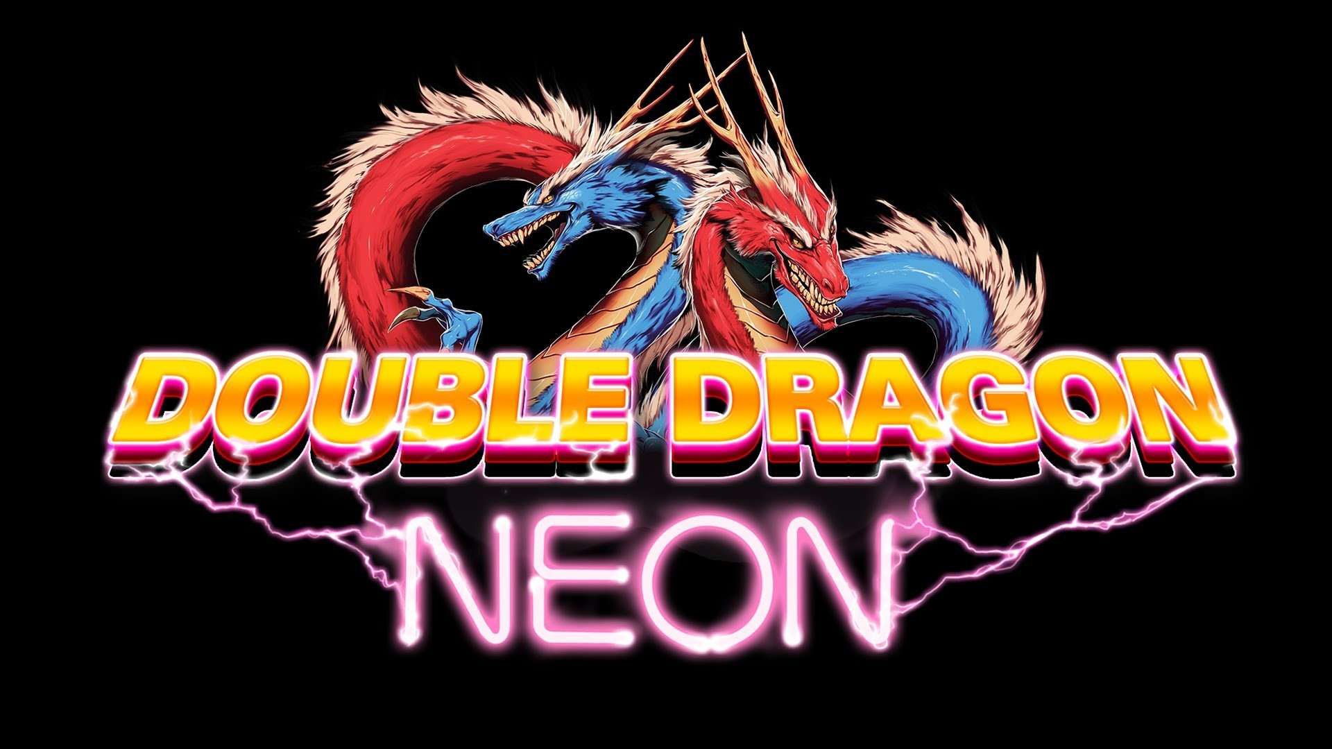 Res: 1920x1080, Double Dragon Neon HD Wallpapers 12 - 1920 X 1080