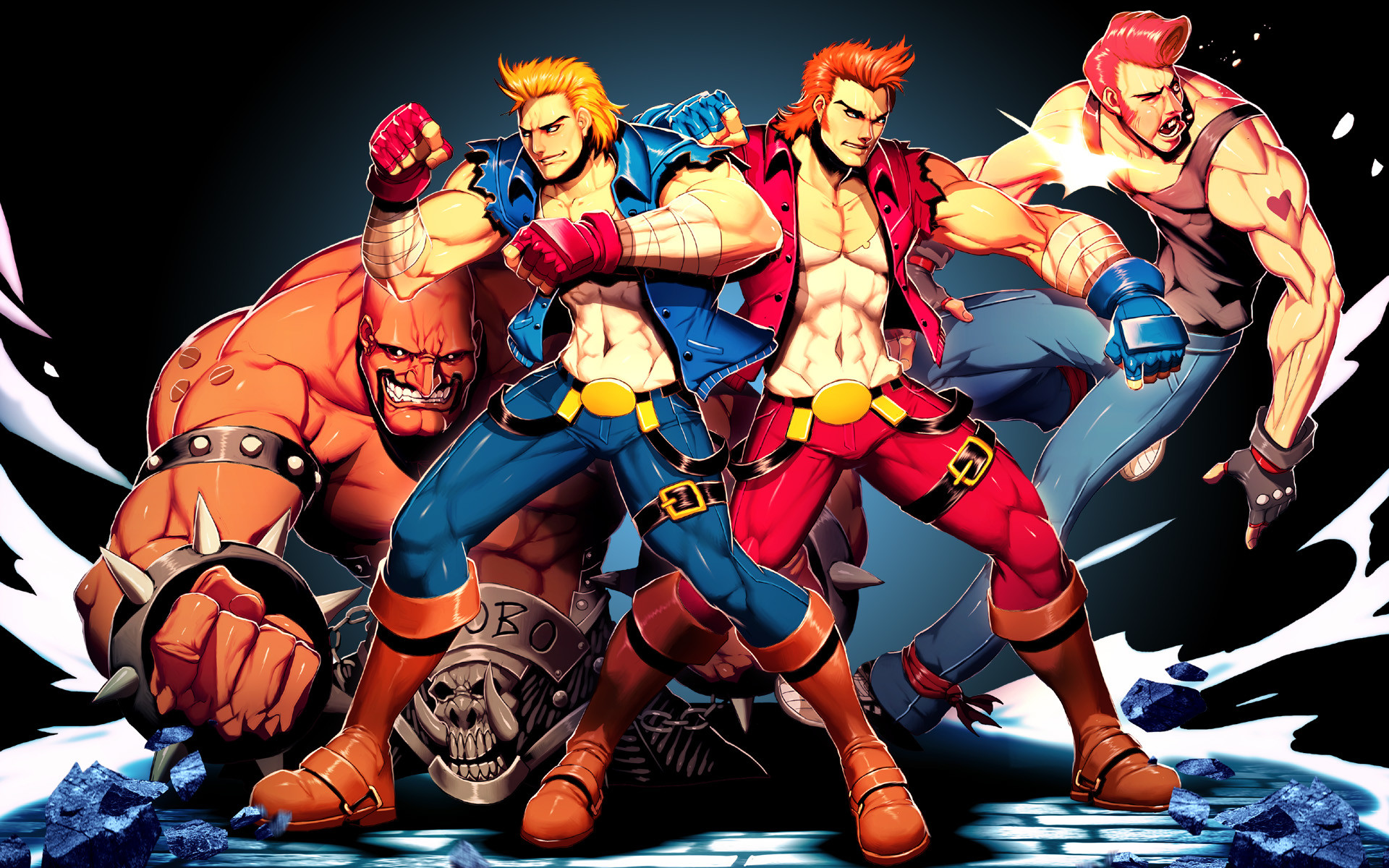 Res: 1920x1200, wallpaper #2 Wallpaper from Double Dragon: Neon