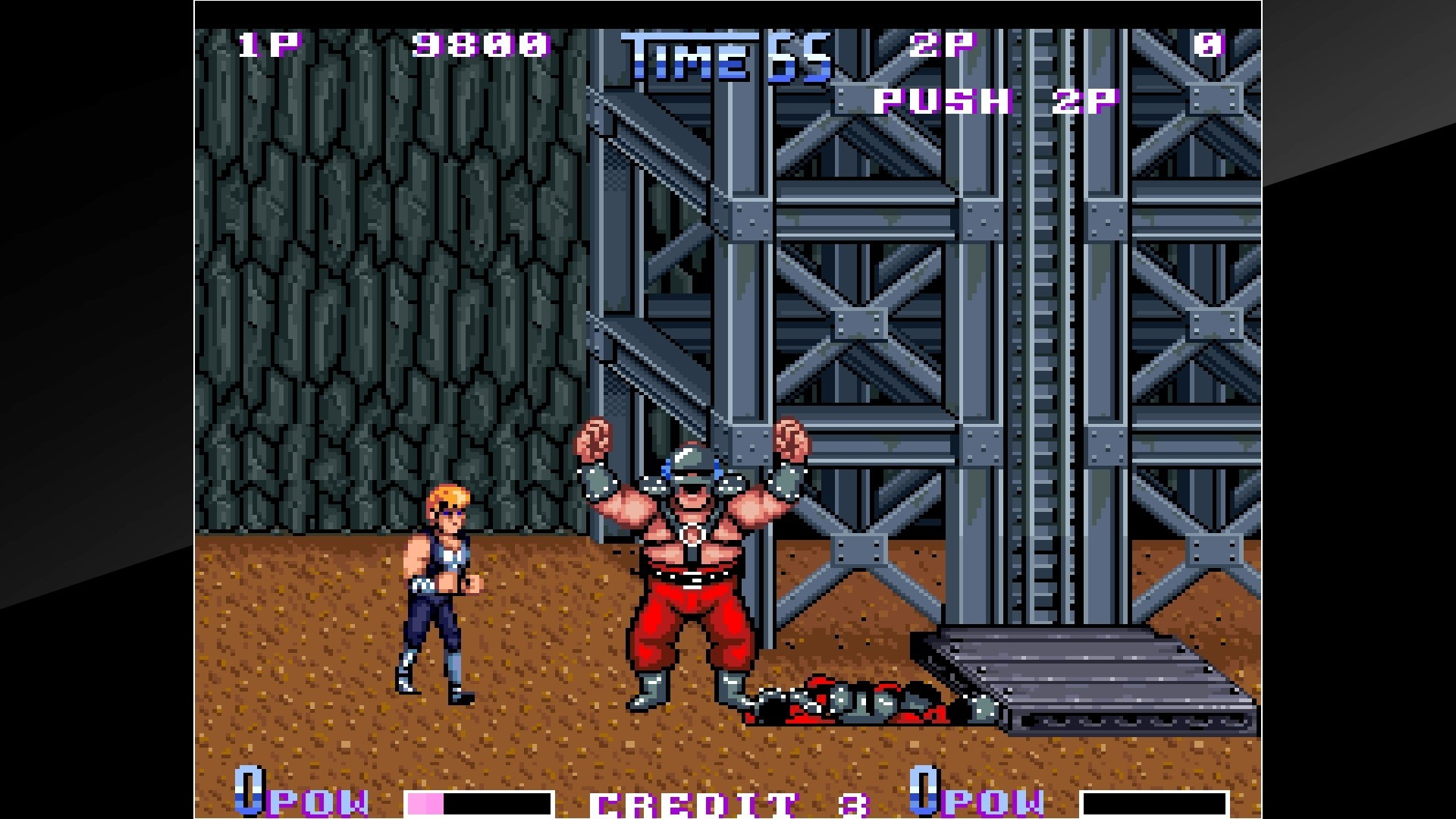 Res: 1920x1080, Arcade Archives -- Double Dragon II: The Revenge Images