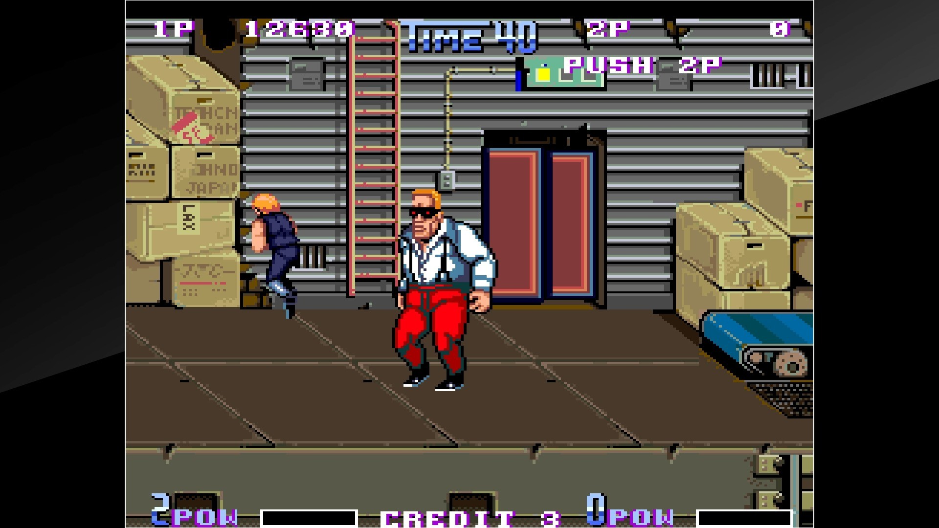 Res: 1920x1080, Double Dragon II: The Revenge Screenshots, Pictures, Wallpapers - Arcade -  IGN