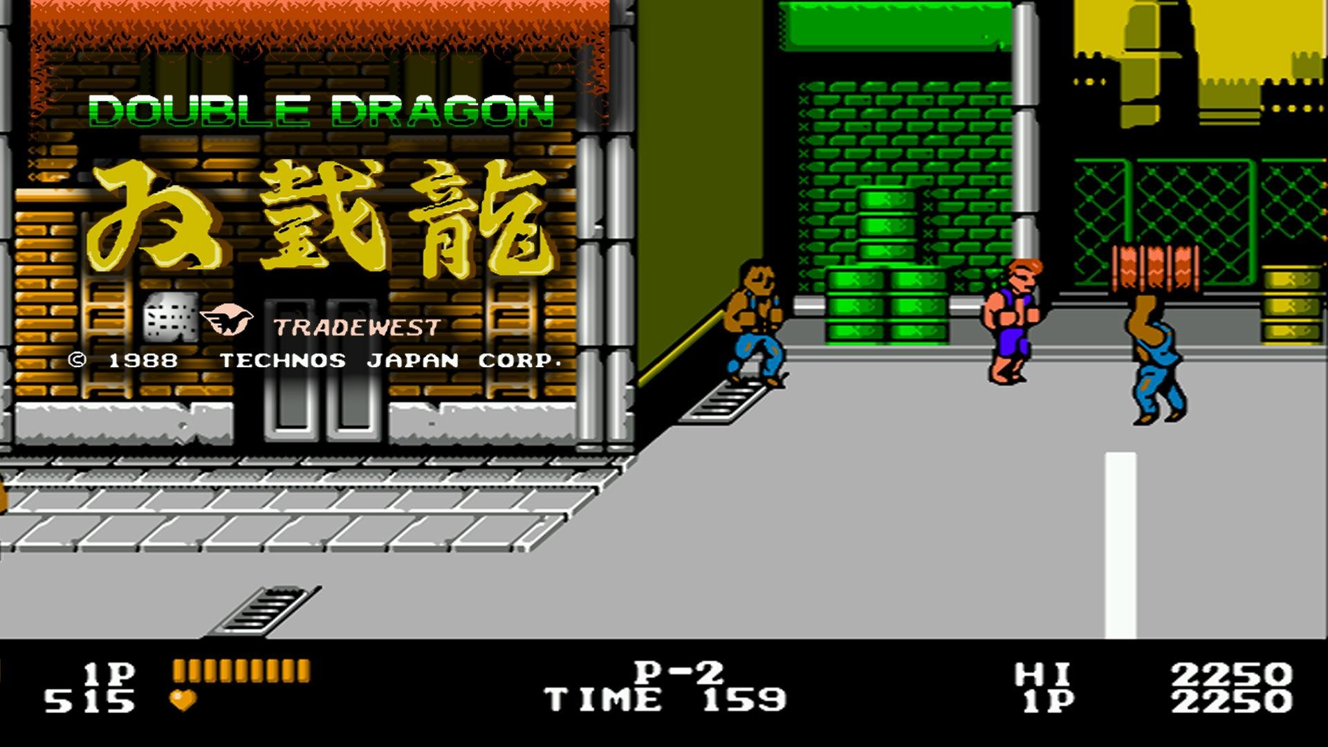 Res: 1920x1080, Double Dragon new wallpapers