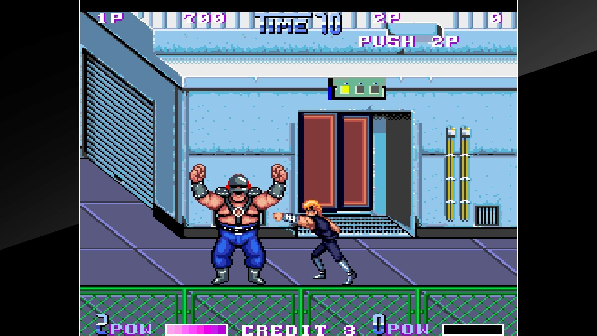 Res: 1920x1080, Double Dragon II: The Revenge Images