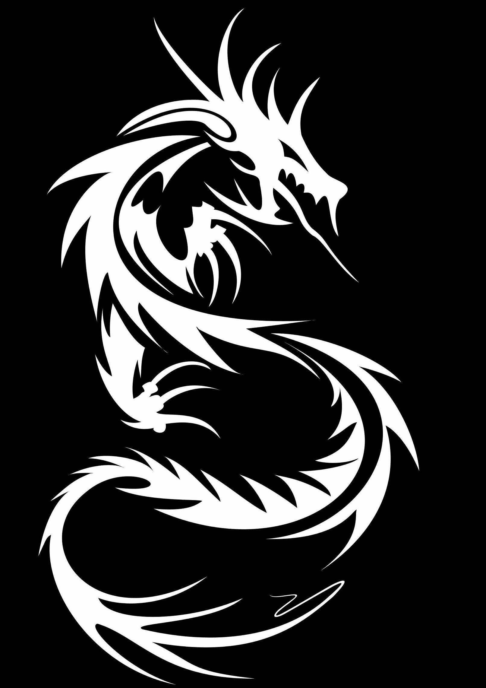 Res: 1612x2281, tribal dragon wallpaper