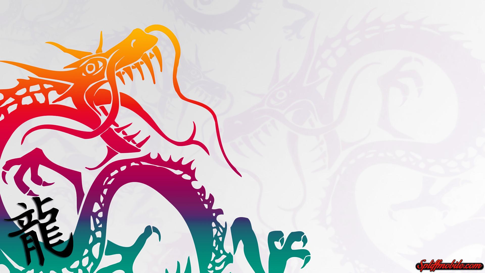 Res: 1920x1080, lucky dragon wallpaper