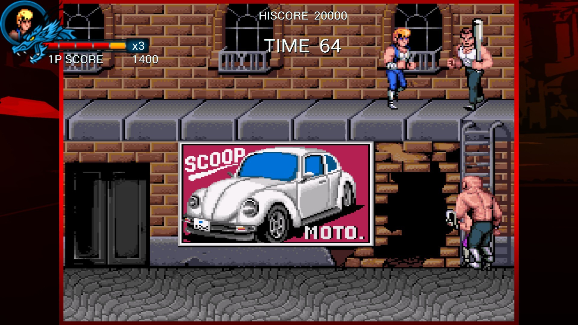 Res: 1920x1080, Double Dragon cover · Bimmy and Jimmy vs. multiple enemies Bimmy and Jimmy  vs. brute ...