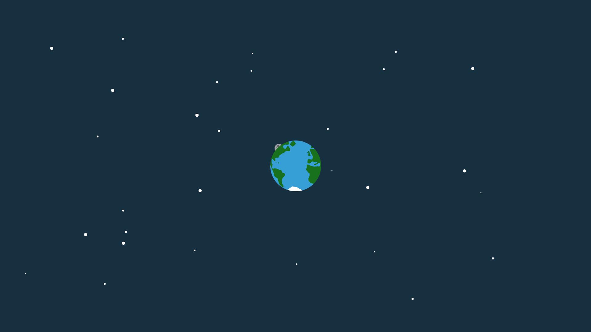Res: 1920x1080, Space Minimalism HD