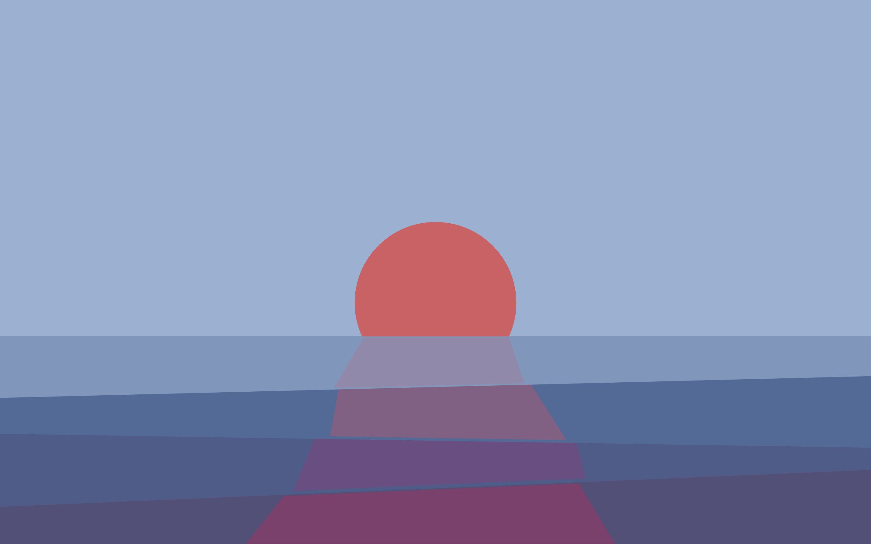 Res: 2880x1800, tumblr_static_summer_sunset_created_by_-_marilou Poly-Lakeside  wall_whiteonblue minimal-retro